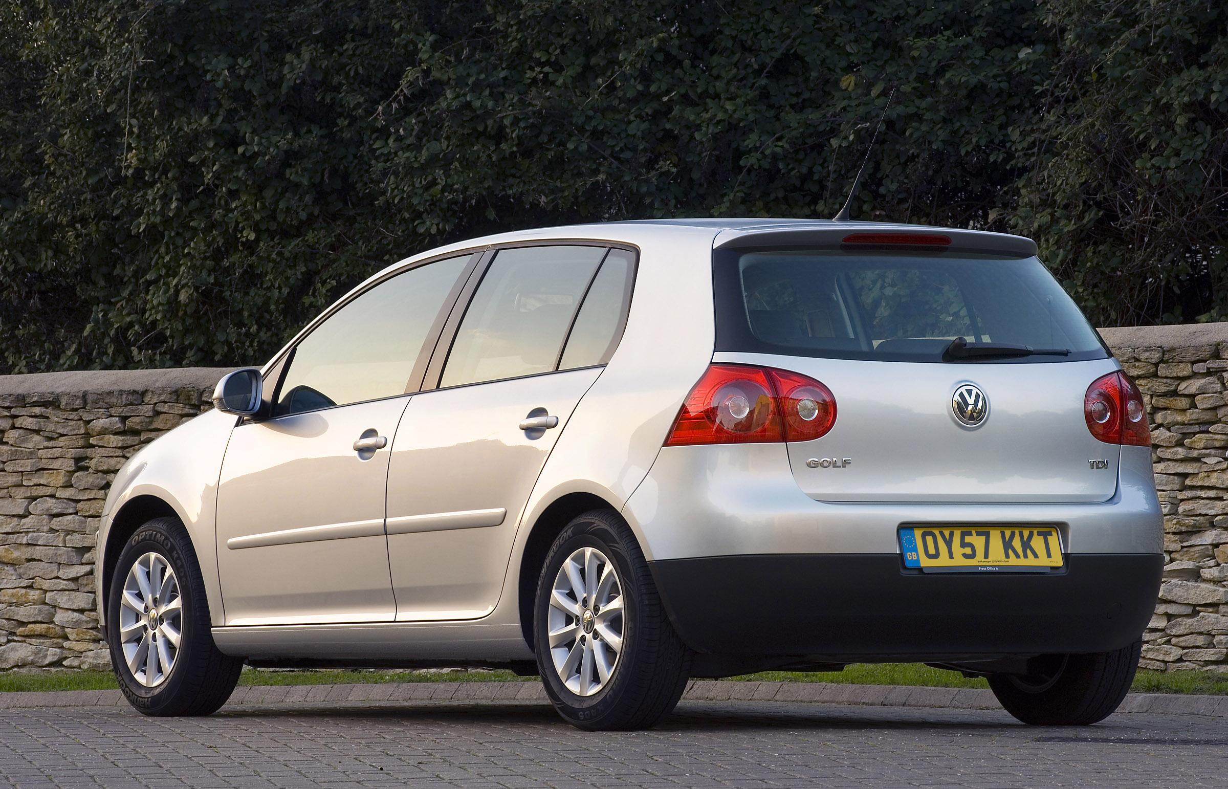2007 Volkswagen Golf Match - Picture 72093