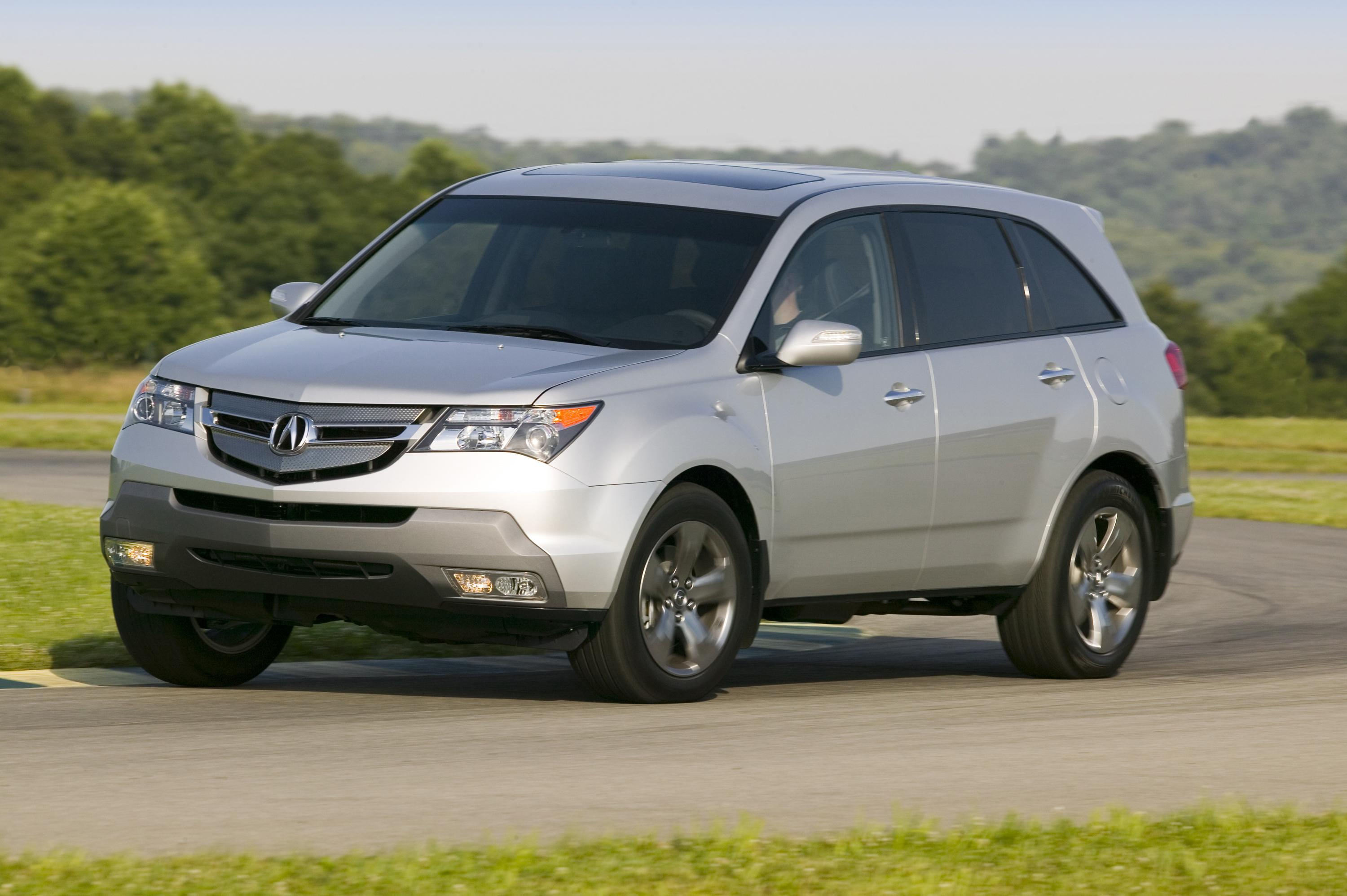 specs mdx acura pictures information wallpaper cost