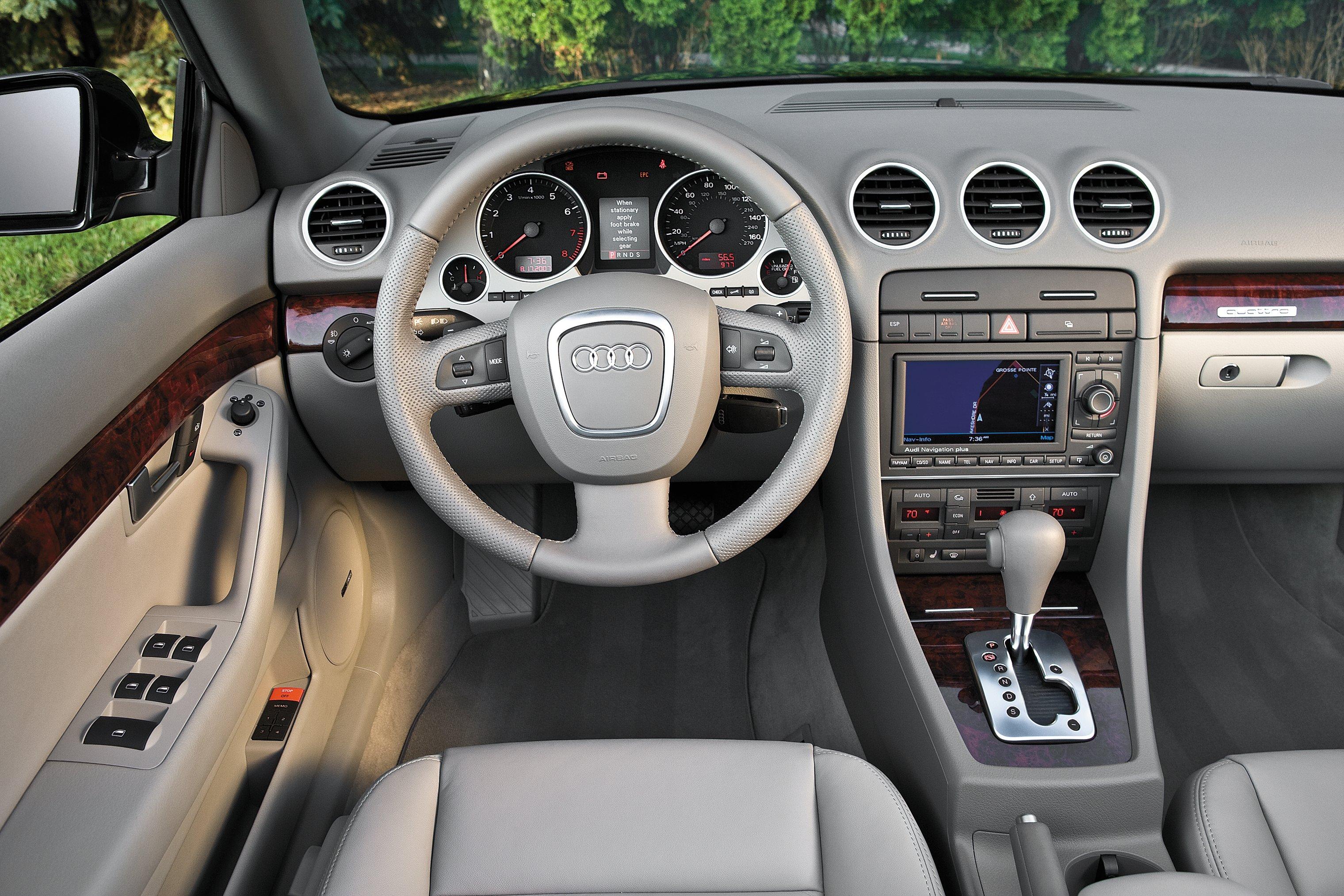 Audi A4 Cabriolet - Picture 5725