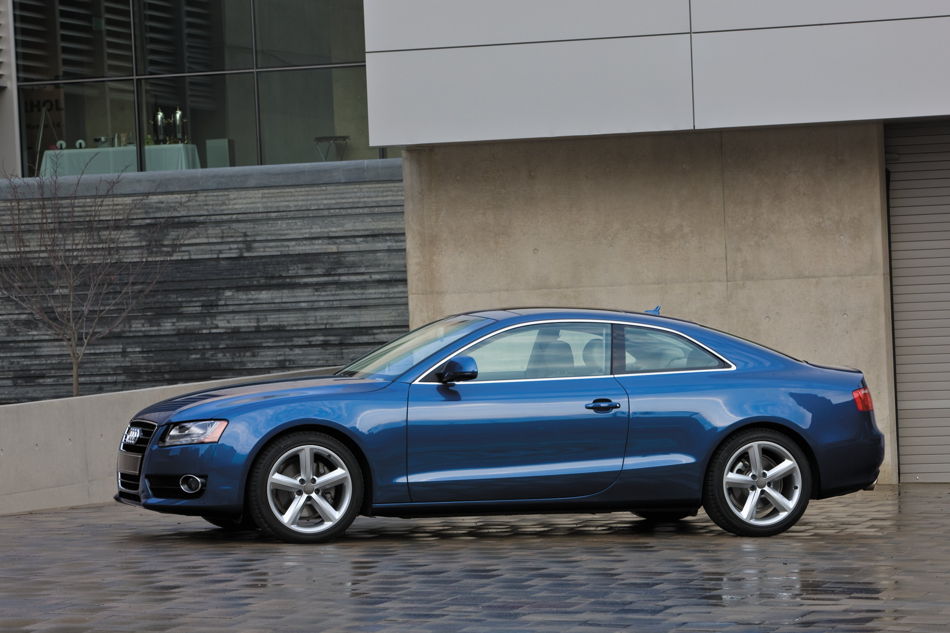 Audi 0 60 >> Audi A5 Selected by Automobile Magazine as 2009 Design of the Year
