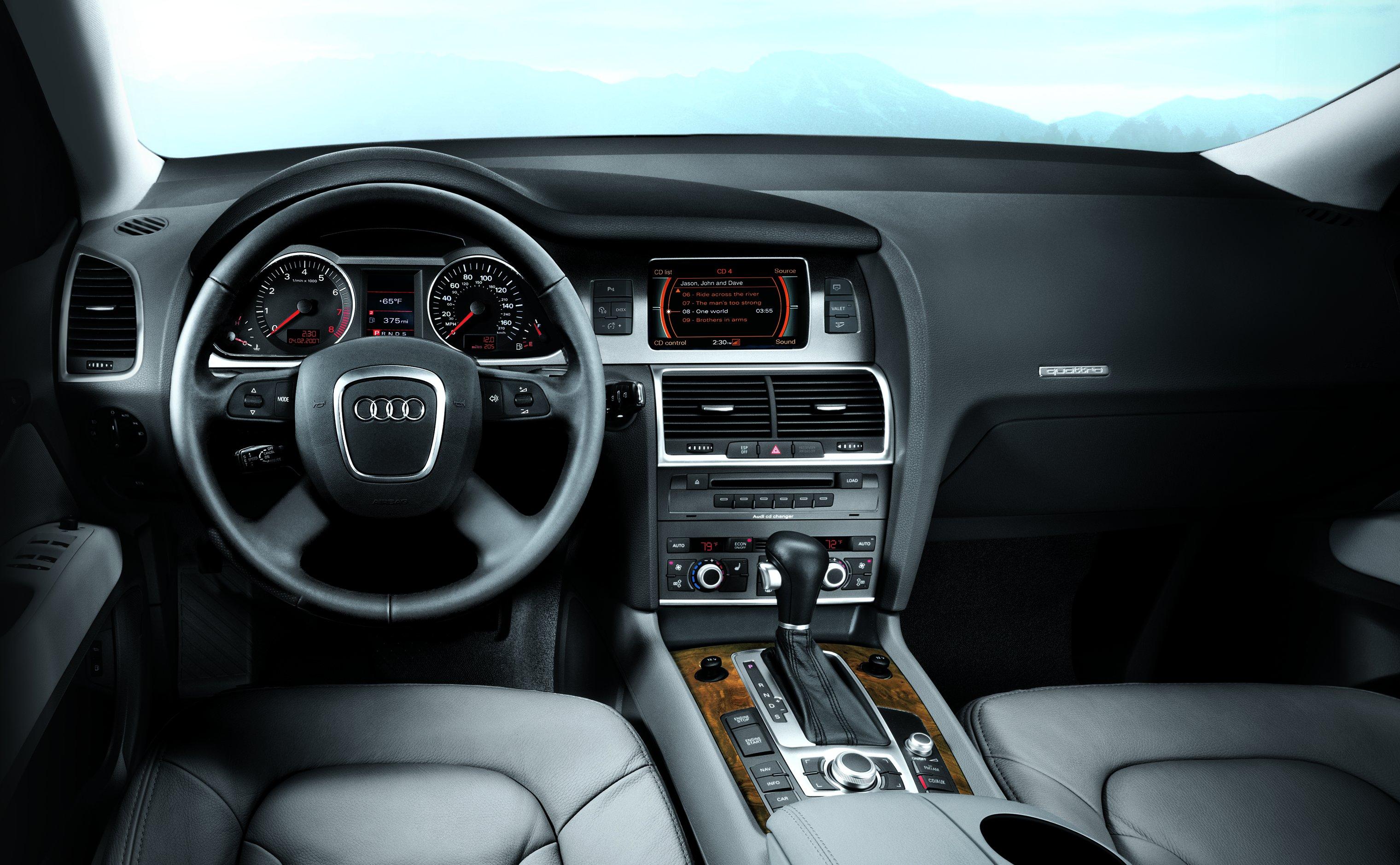 Audi Q7 2008 Picture 5524