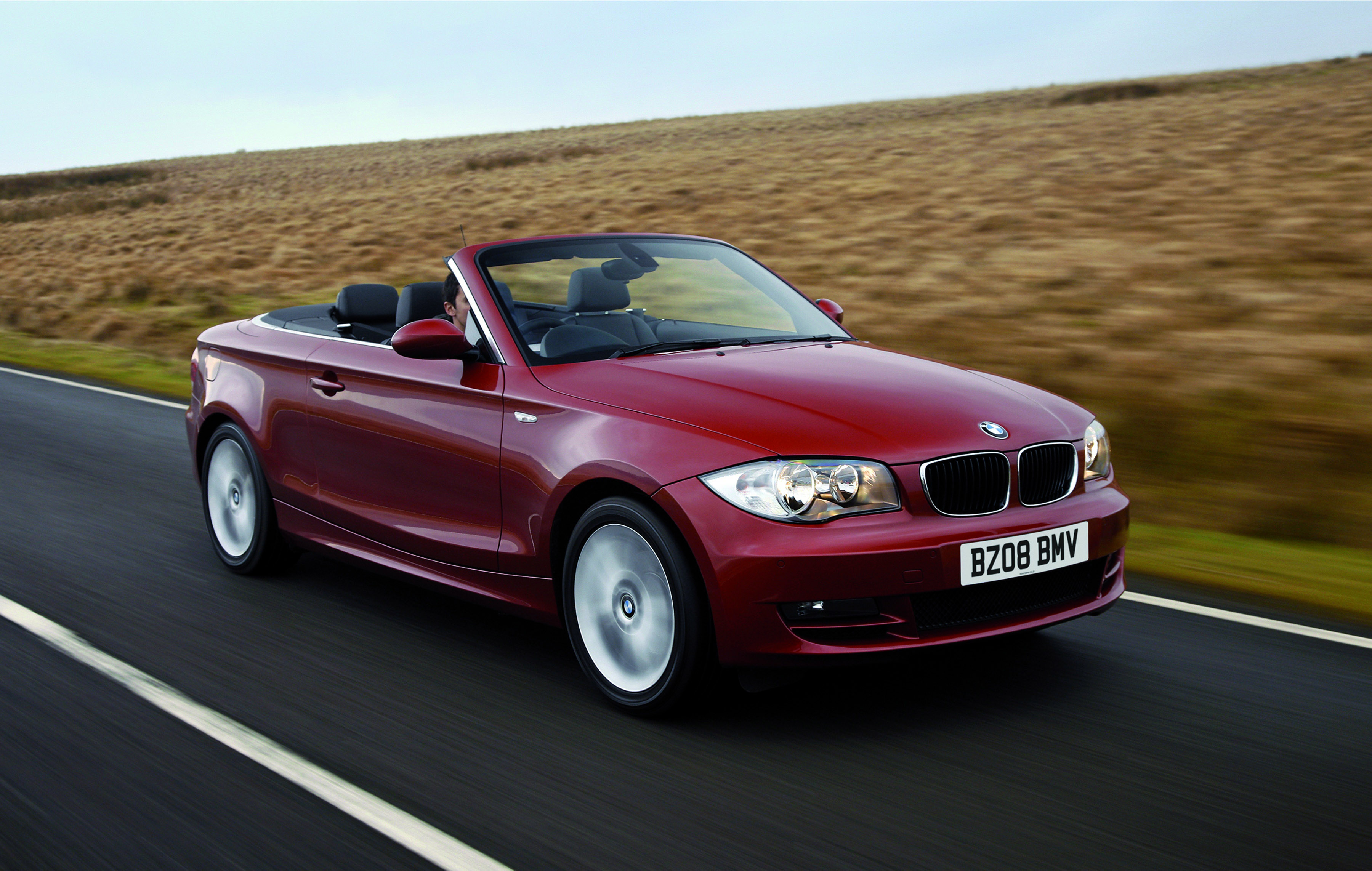 2008 BMW 1 Series Convertible - Picture 39031