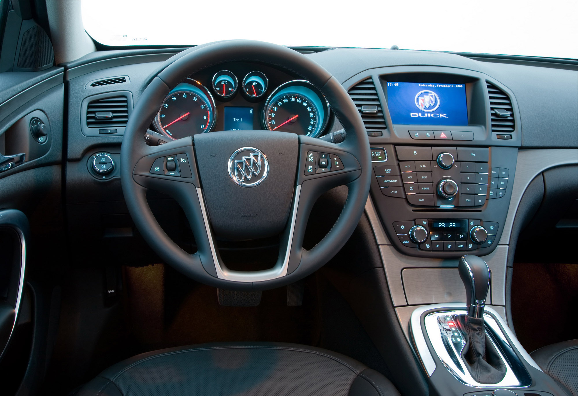 2008 Buick Regal Picture 19603