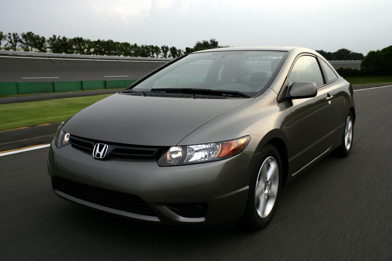 Honda Civic Coupe 2008 Picture 5338
