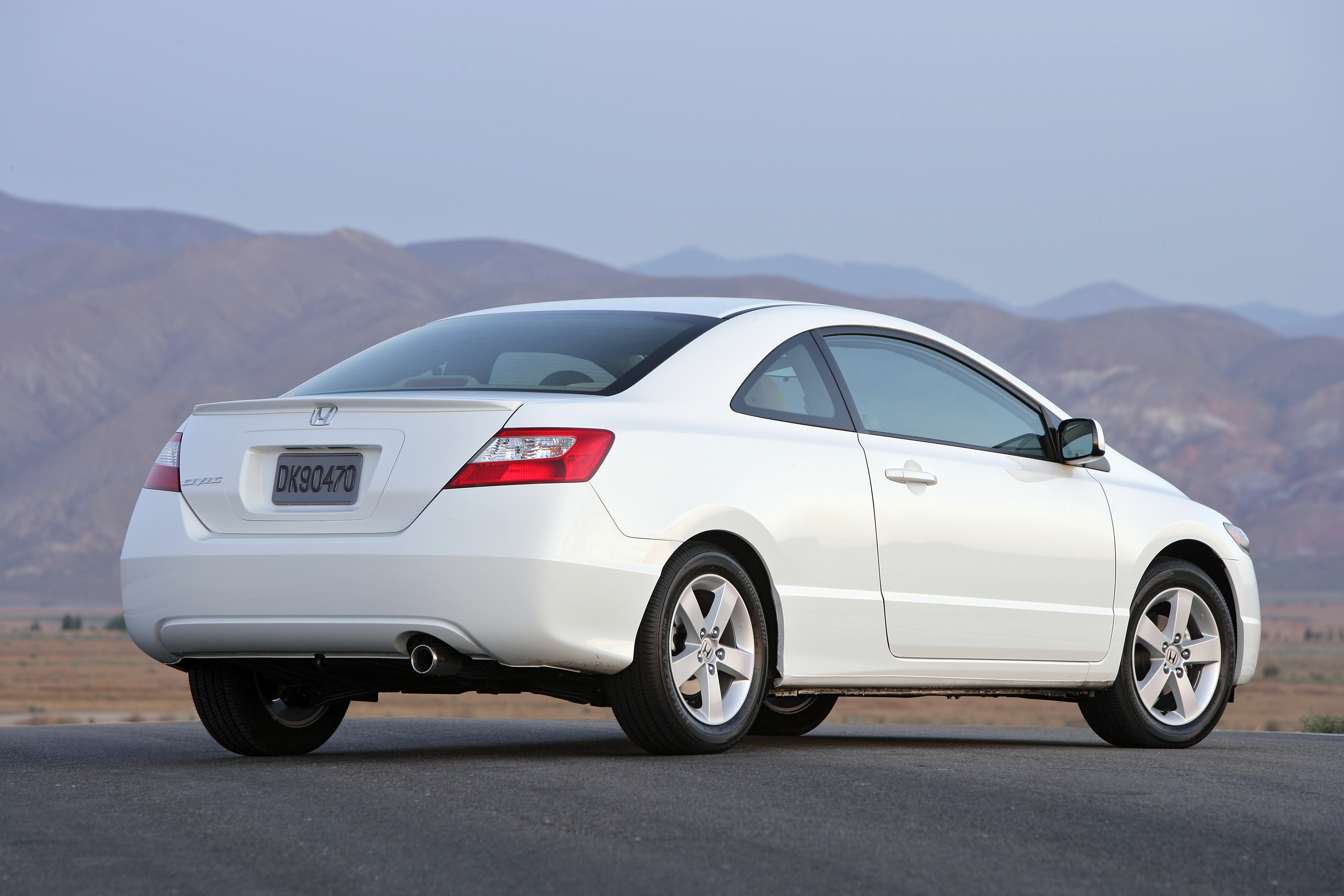 Honda Civic Coupe 2008 Picture 5347