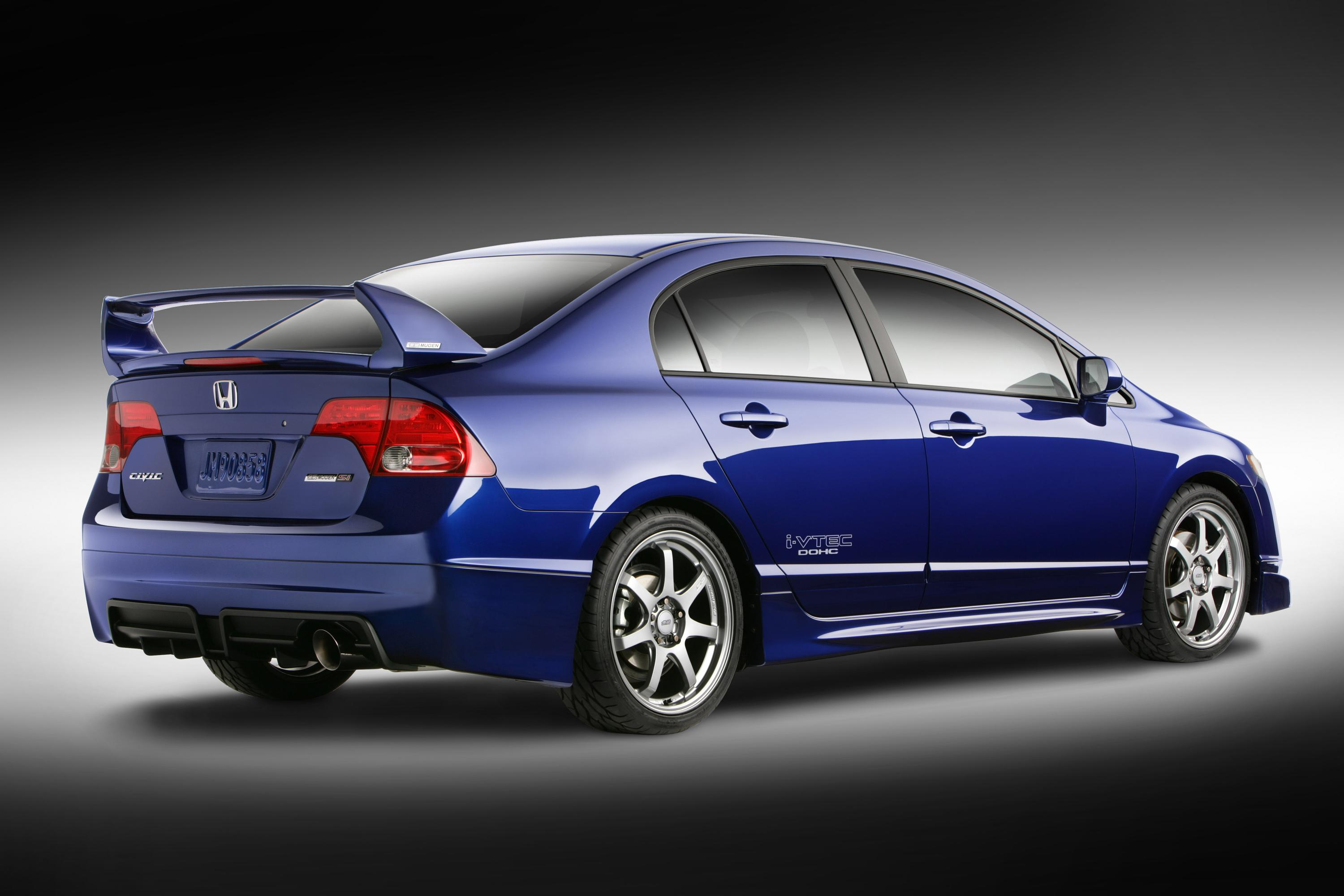 Honda Civic Mugen SI Sedan - Picture 5399