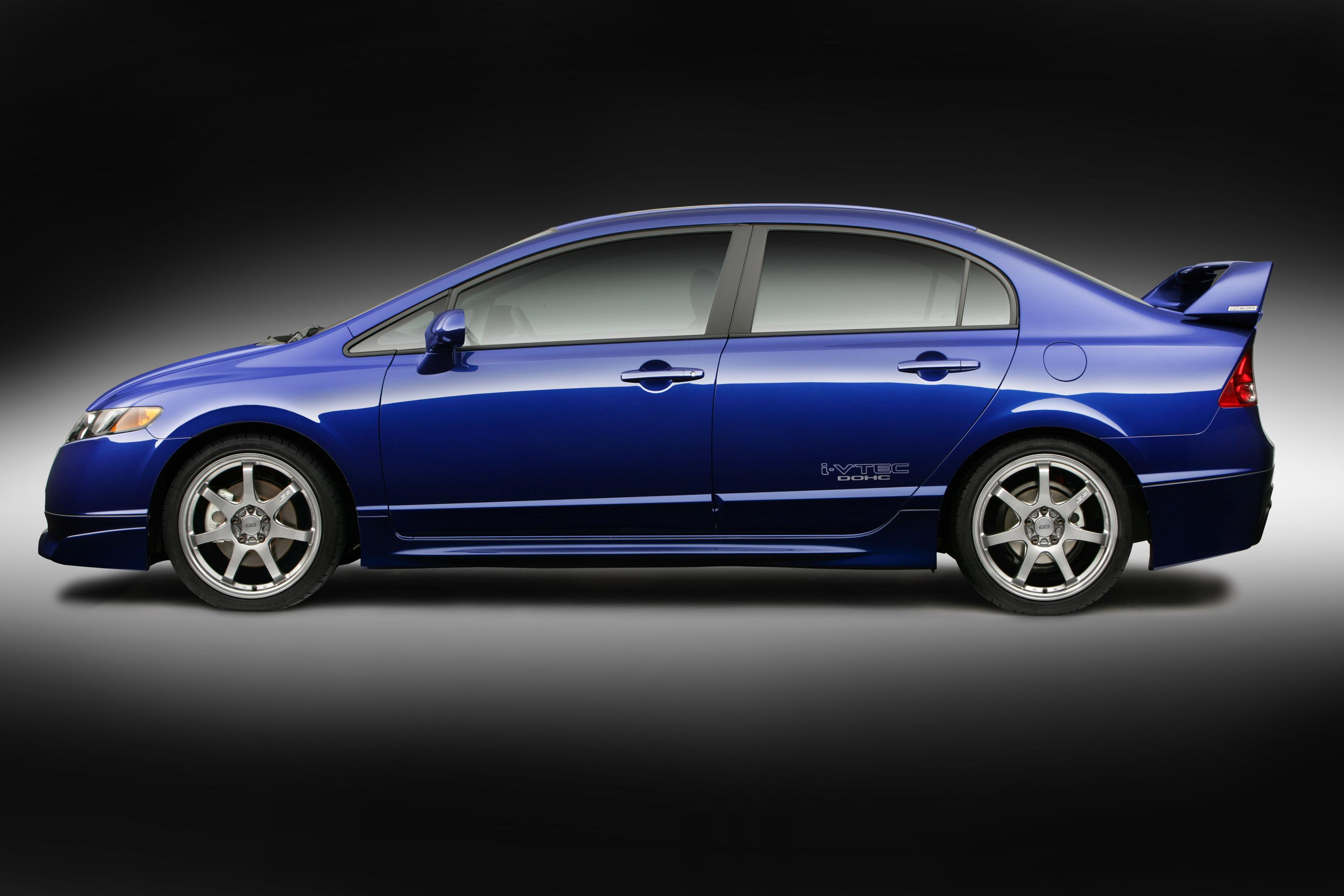 Honda Civic Mugen Si Sedan Picture 5400