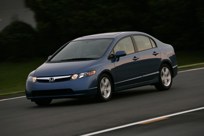 Honda Civic Sedan 2008 Picture 5309