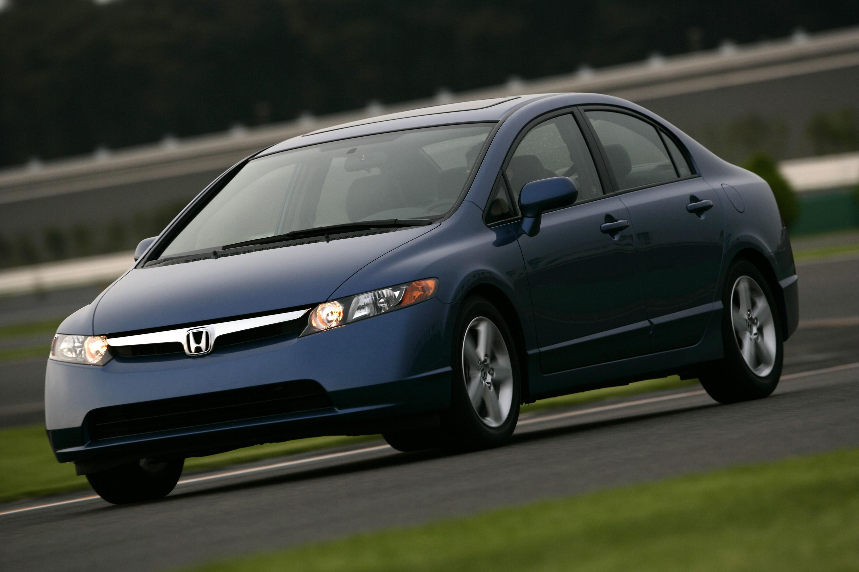 Honda Civic Sedan 2008 Picture 5311