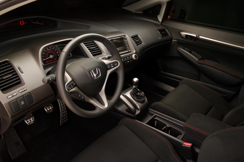 Honda Civic SI Sedan 2008 - Picture 5371