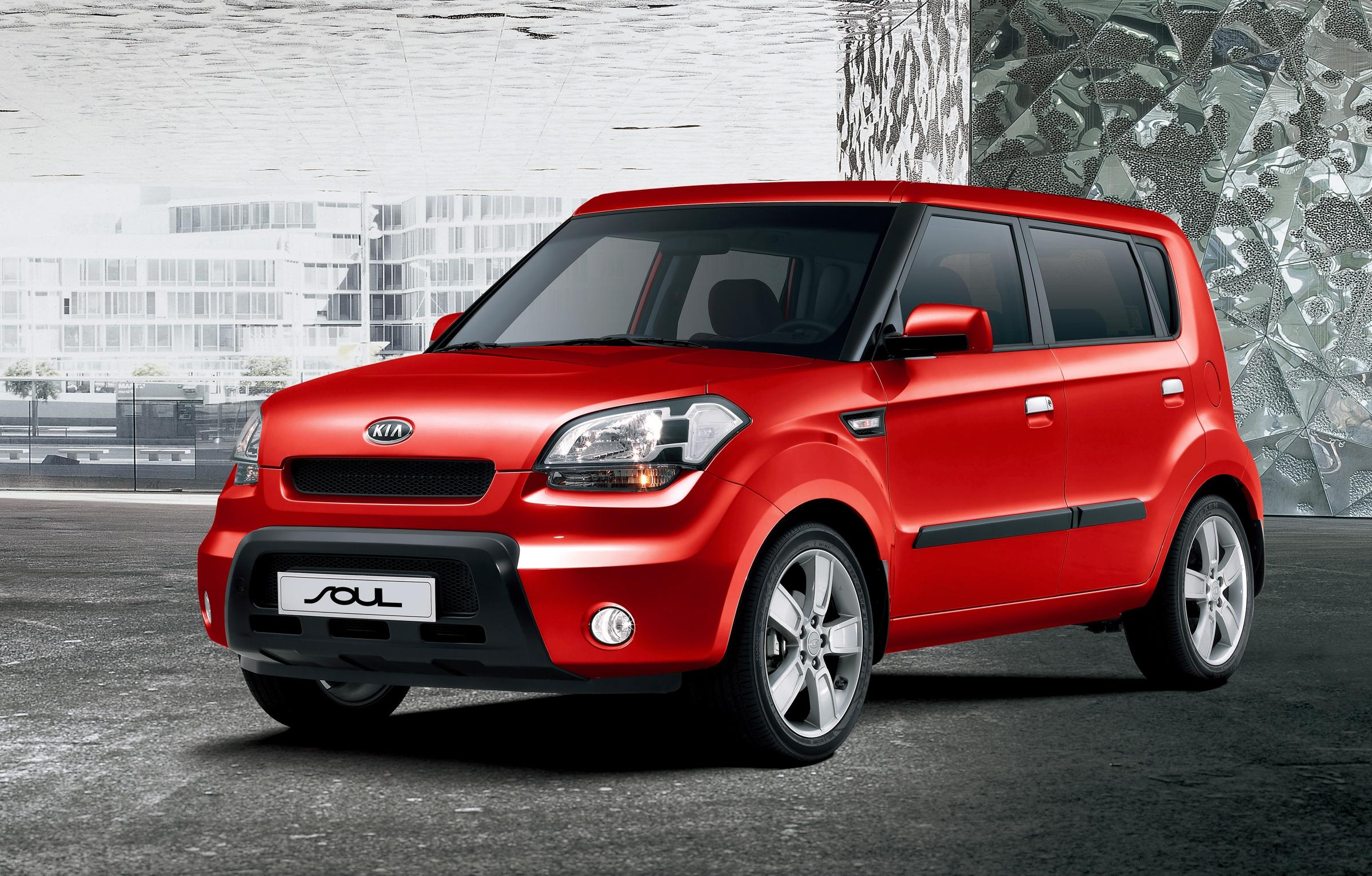 Kia Soul Ev >> Kia wins a 2009 'red dot' Design Award