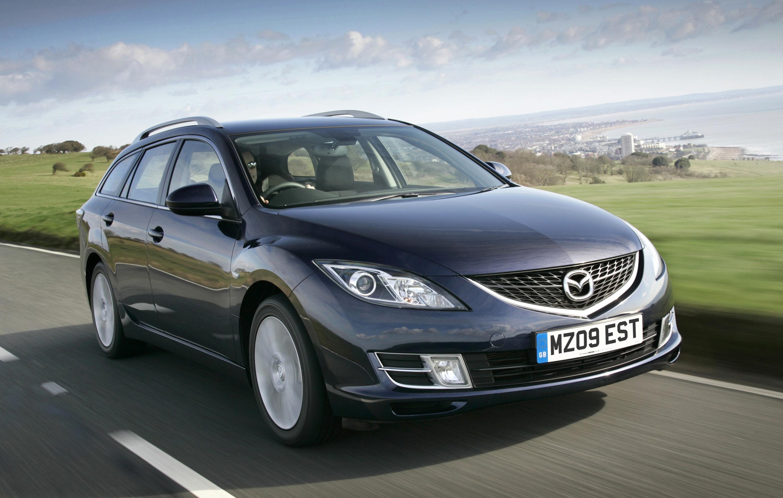 Mazda6 Wagon awarded - Best Estate Car