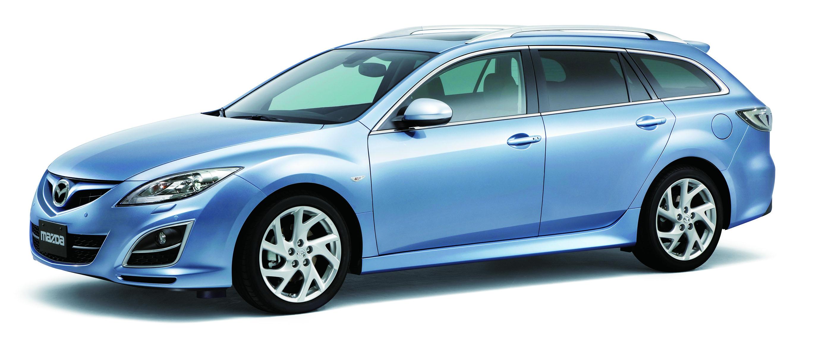 Mazda6 Wagon Awarded Best Estate Car