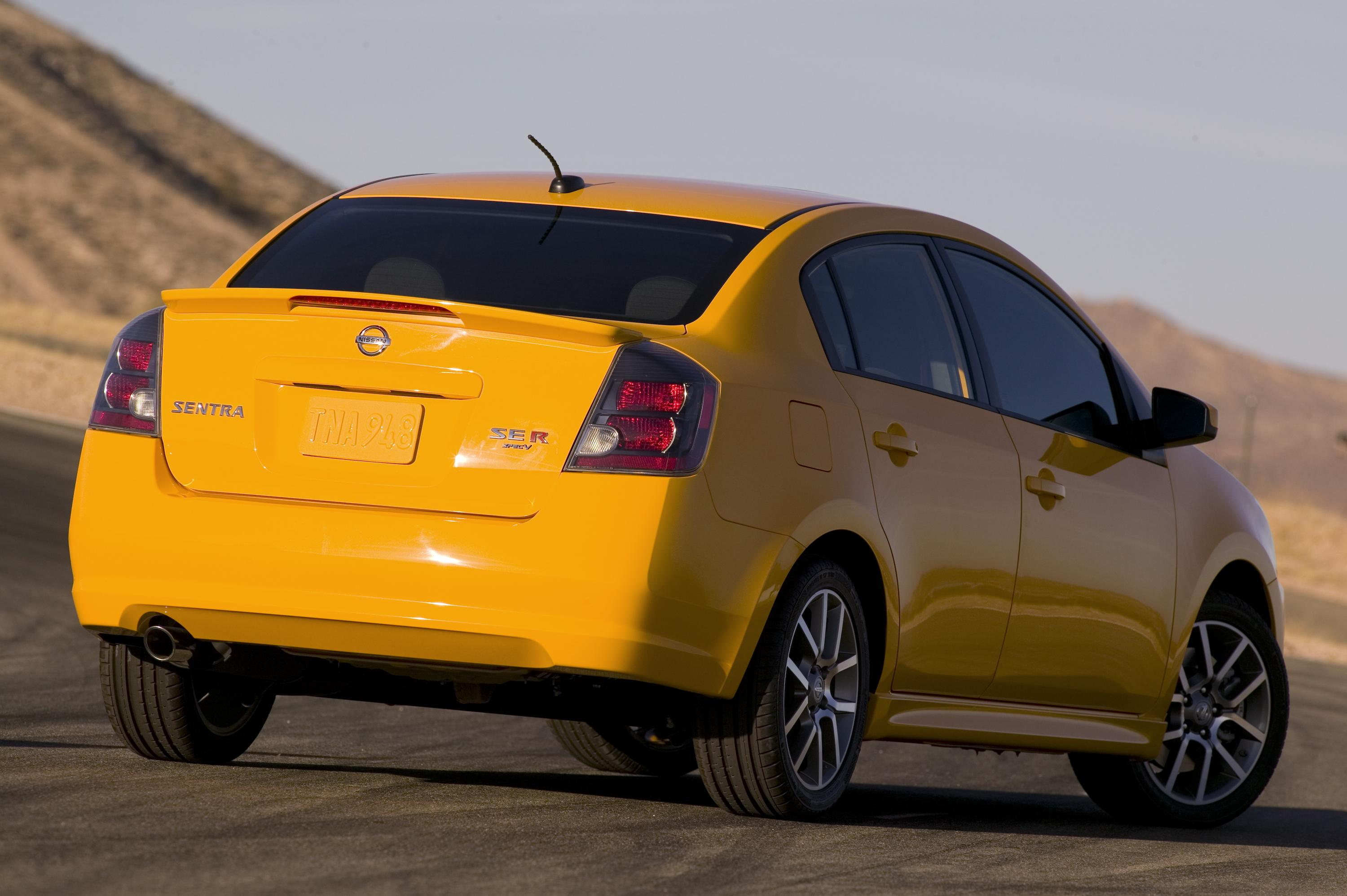 Nissan Announces 2009 Sentra Pricing