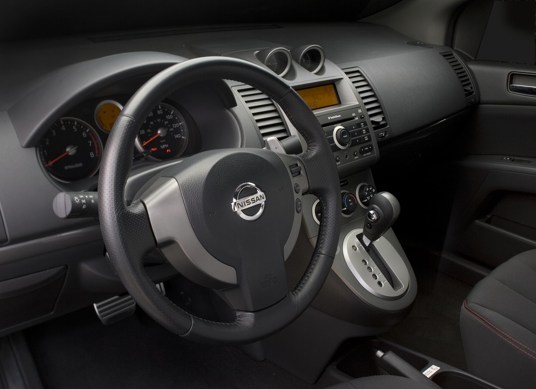 2008 Nissan Sentra Interior Www Proteckmachinery Com