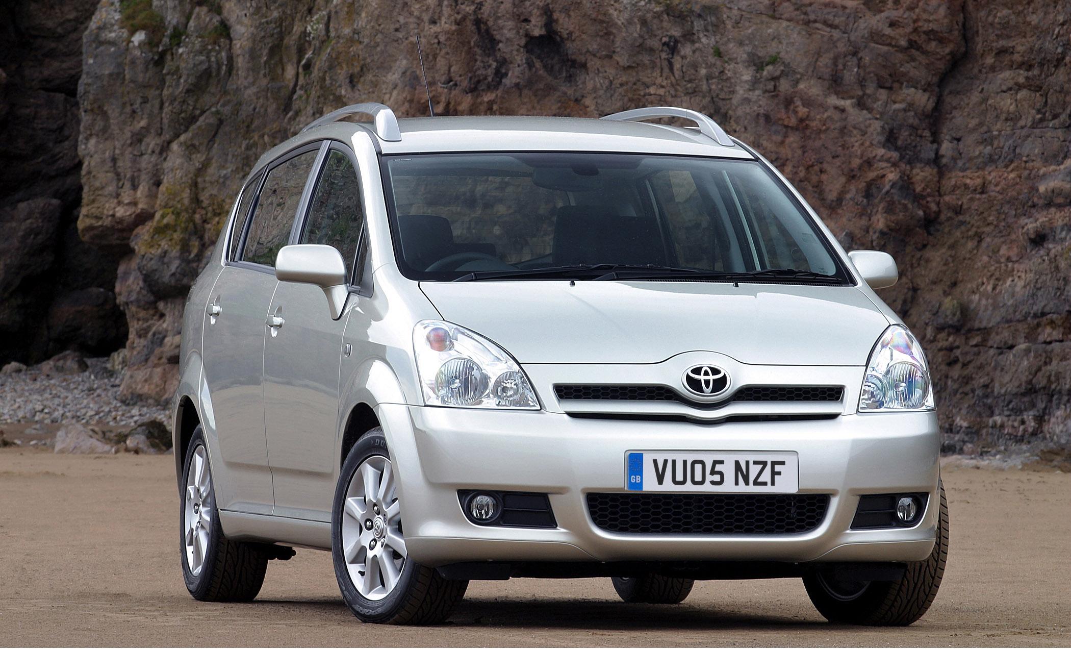 2008 TOYOTA VERSO 1.6 SX 7 SEATER Auto For Sale On Auto Trader ...
