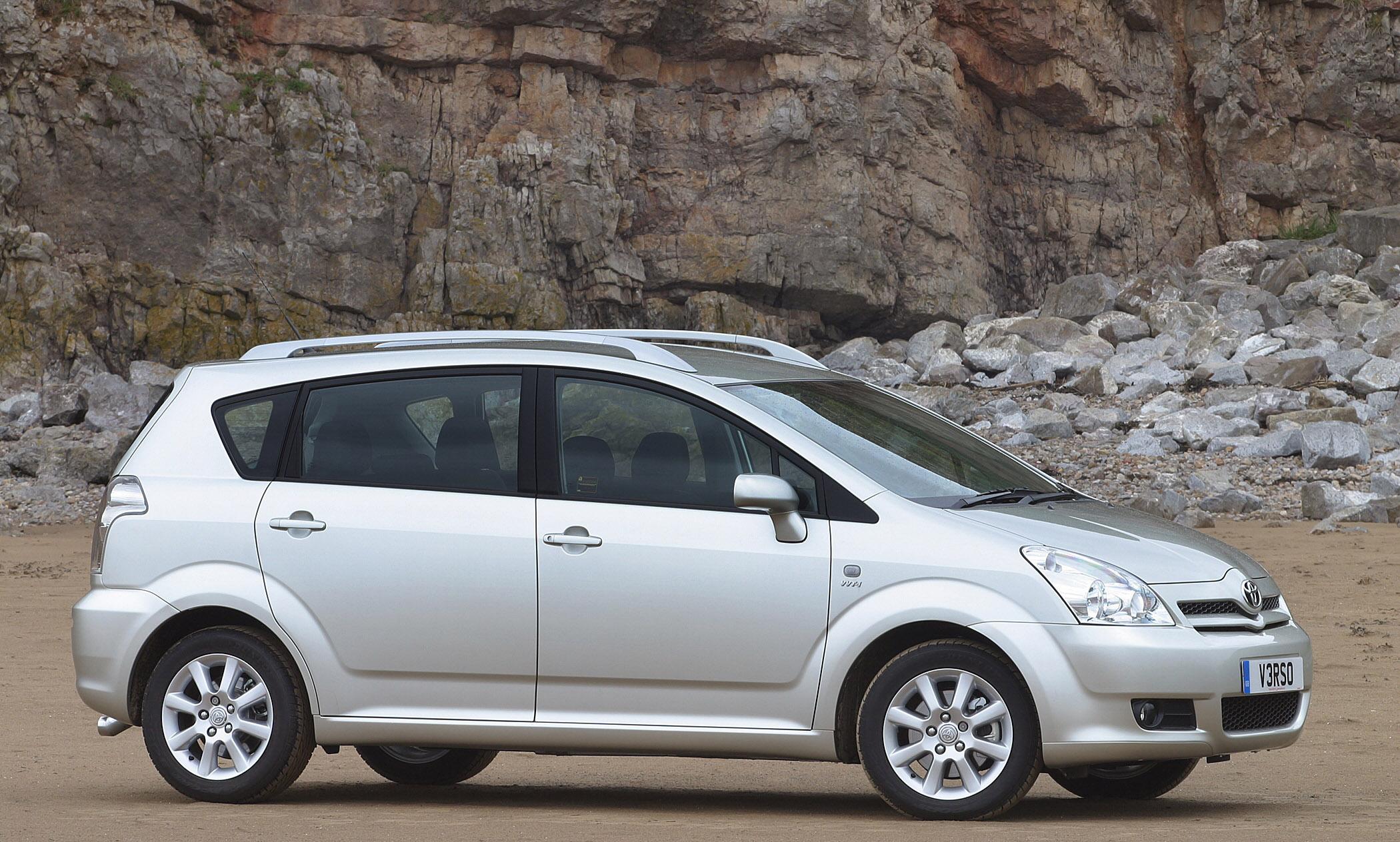 Active Auto Sales >> Toyota Corolla Verso