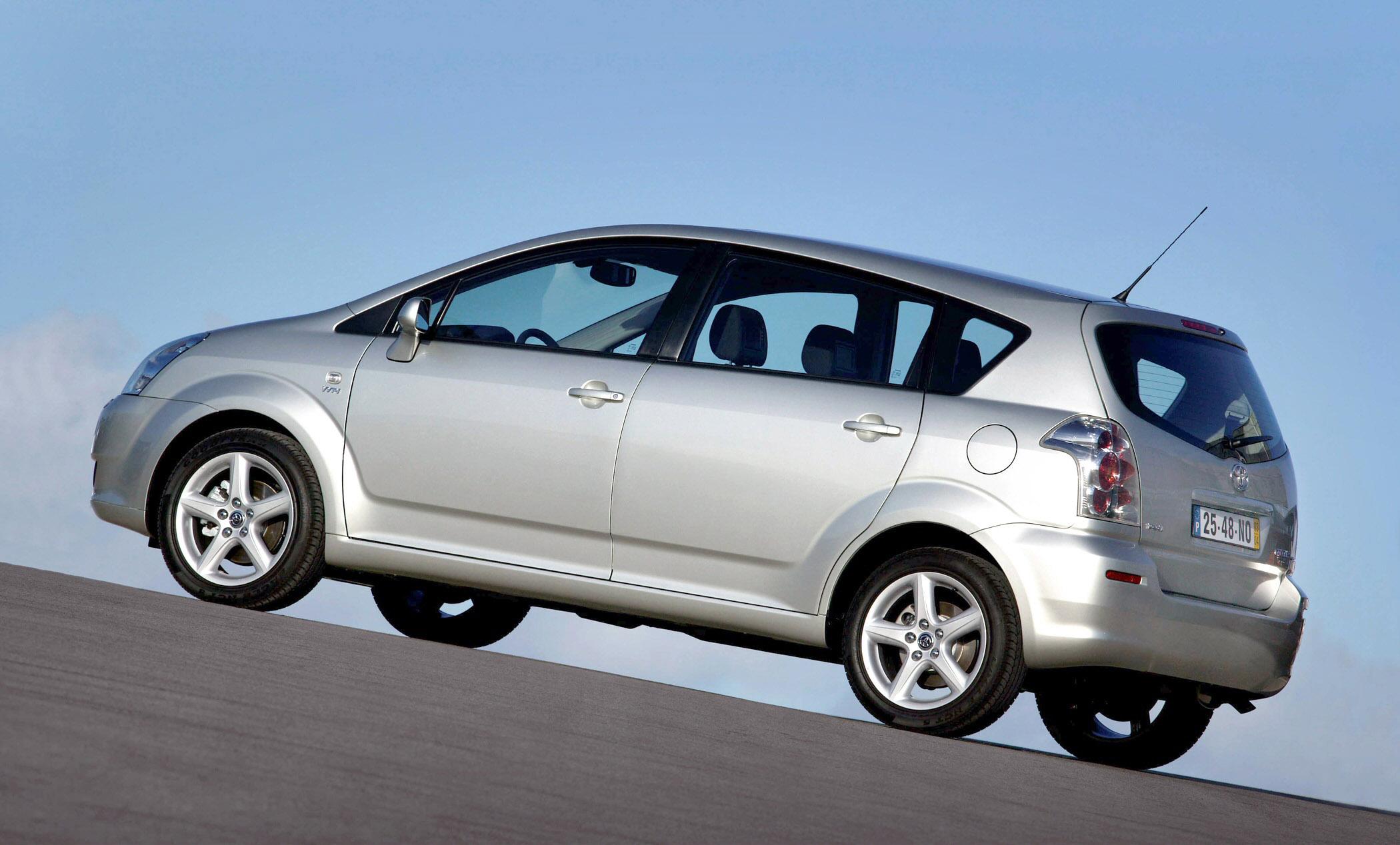 2008 Toyota Corolla Verso Picture 76472