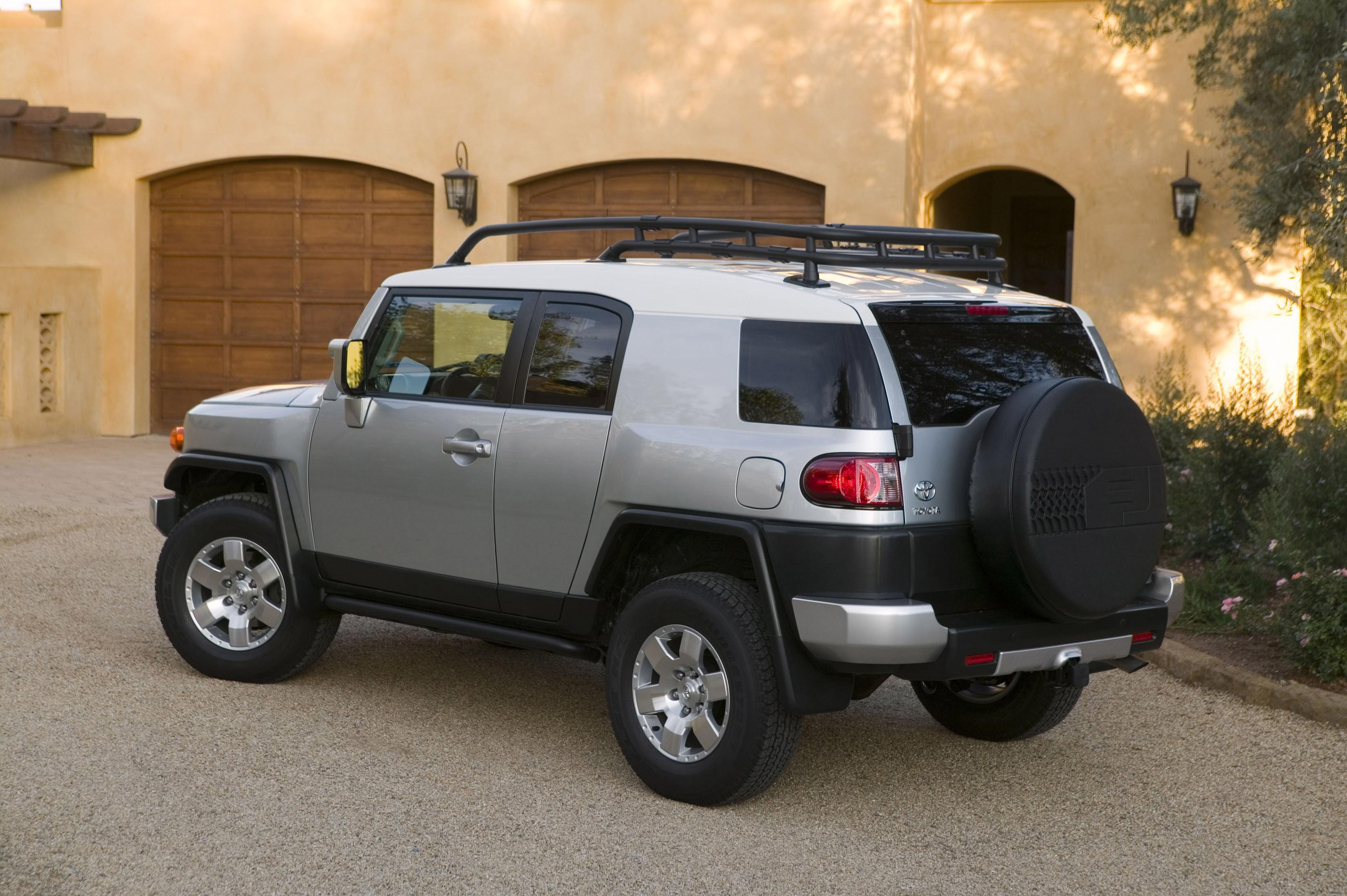 2008 toyota fj cruiser picture 8685. Black Bedroom Furniture Sets. Home Design Ideas