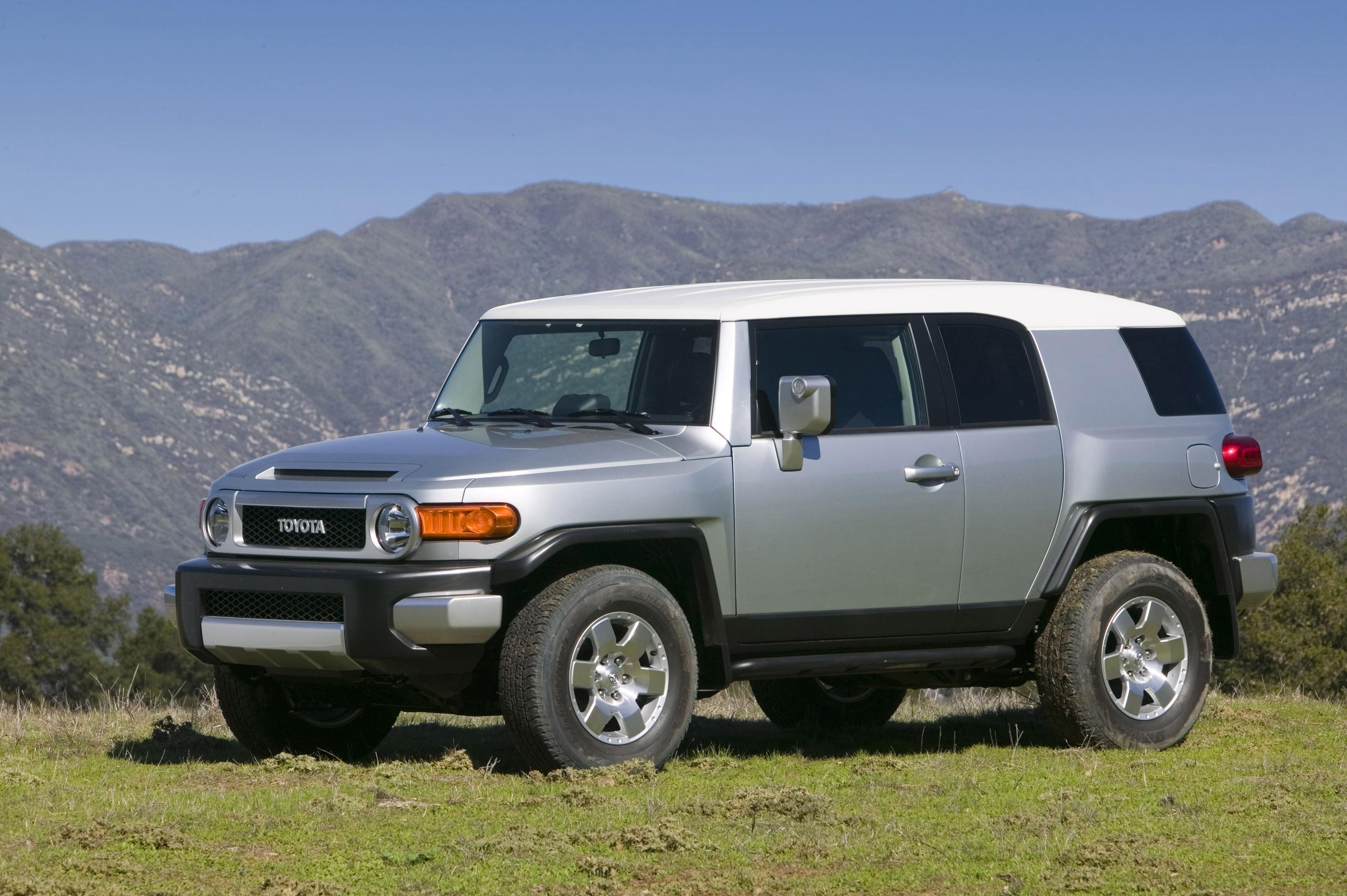 2008 toyota fj cruiser picture 8680. Black Bedroom Furniture Sets. Home Design Ideas