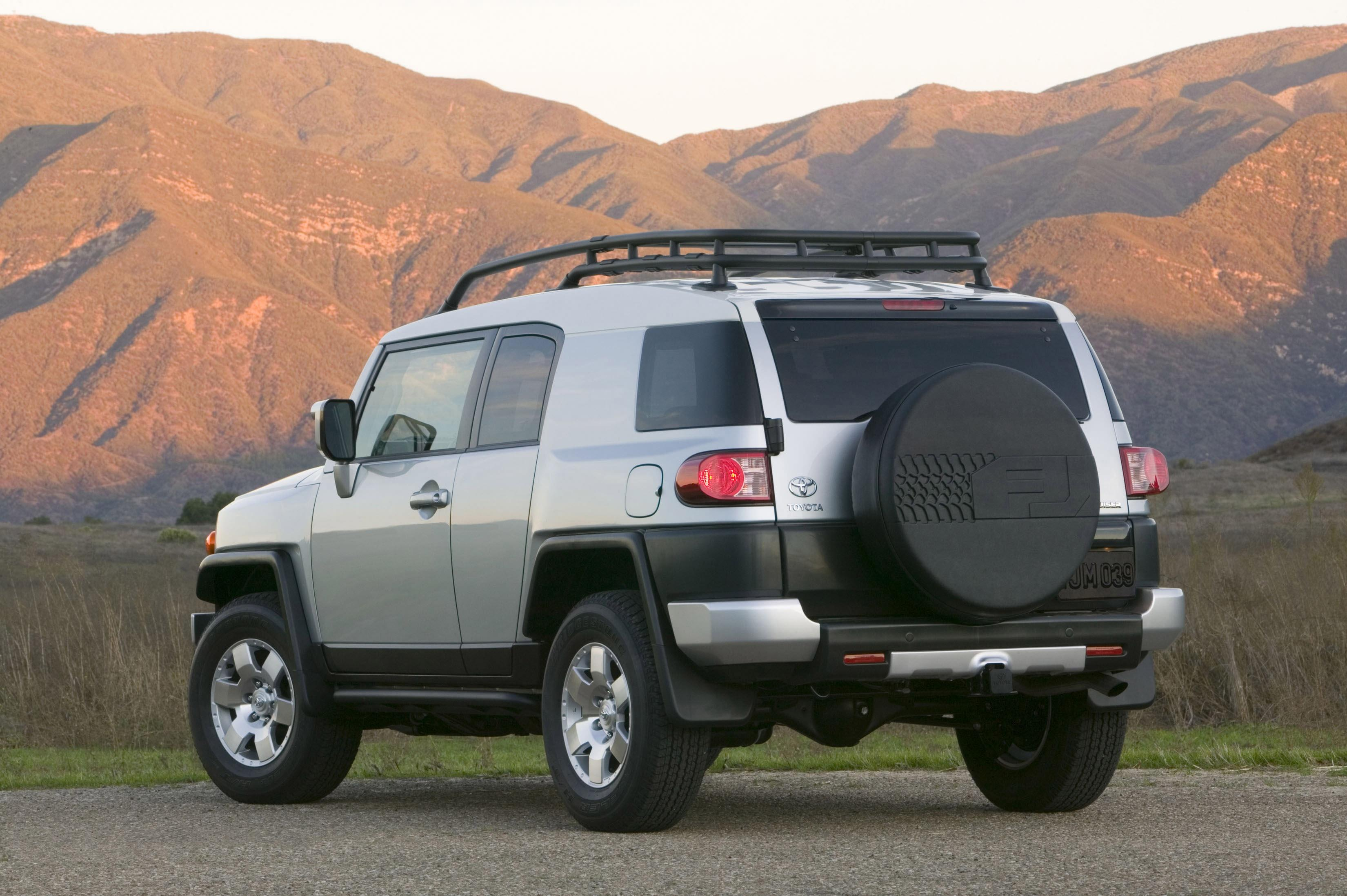 2008 toyota fj cruiser picture 8679. Black Bedroom Furniture Sets. Home Design Ideas