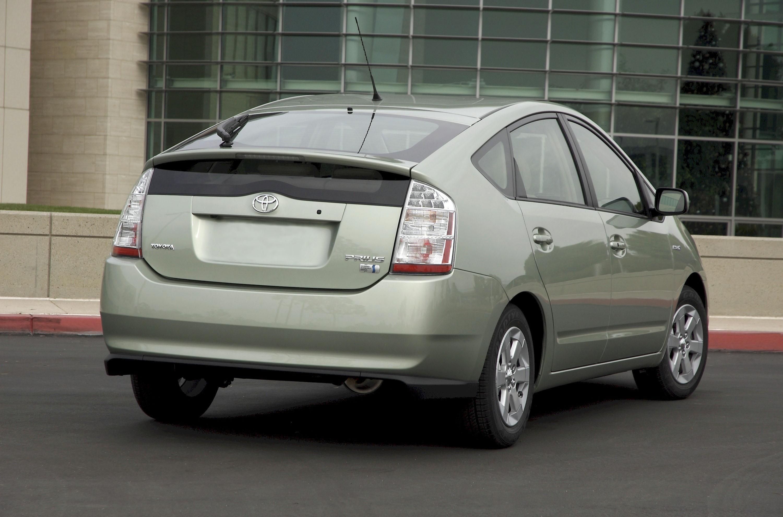 2008 Toyota Prius Picture 11425