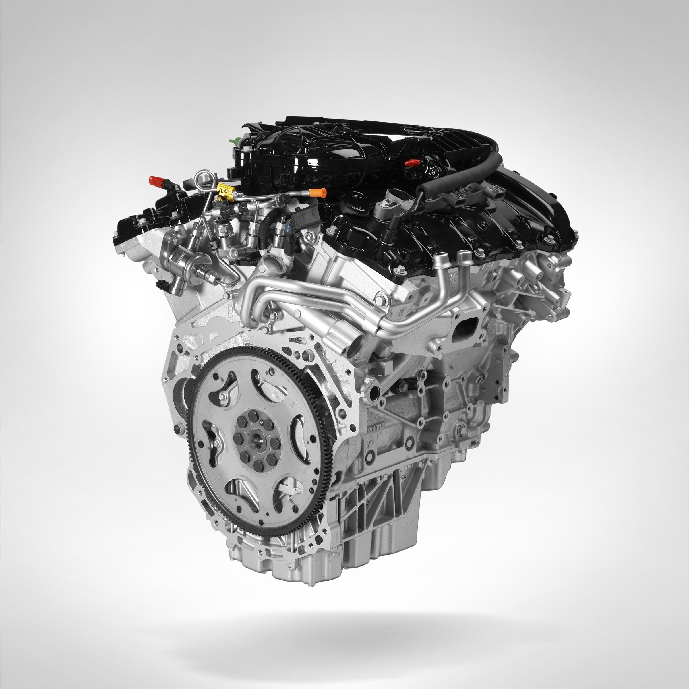 Hi-Tech Engines Slash Commodore Fuel Use