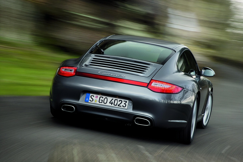 2009 Porsche 911 Carrera 4 & Carrera 4S - Picture 8197