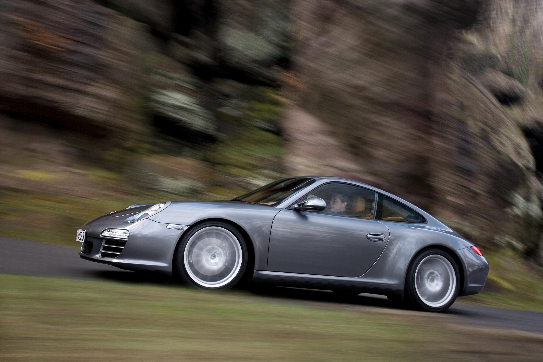2009 Porsche 911 Carrera 4 & Carrera 4S - Picture 8200