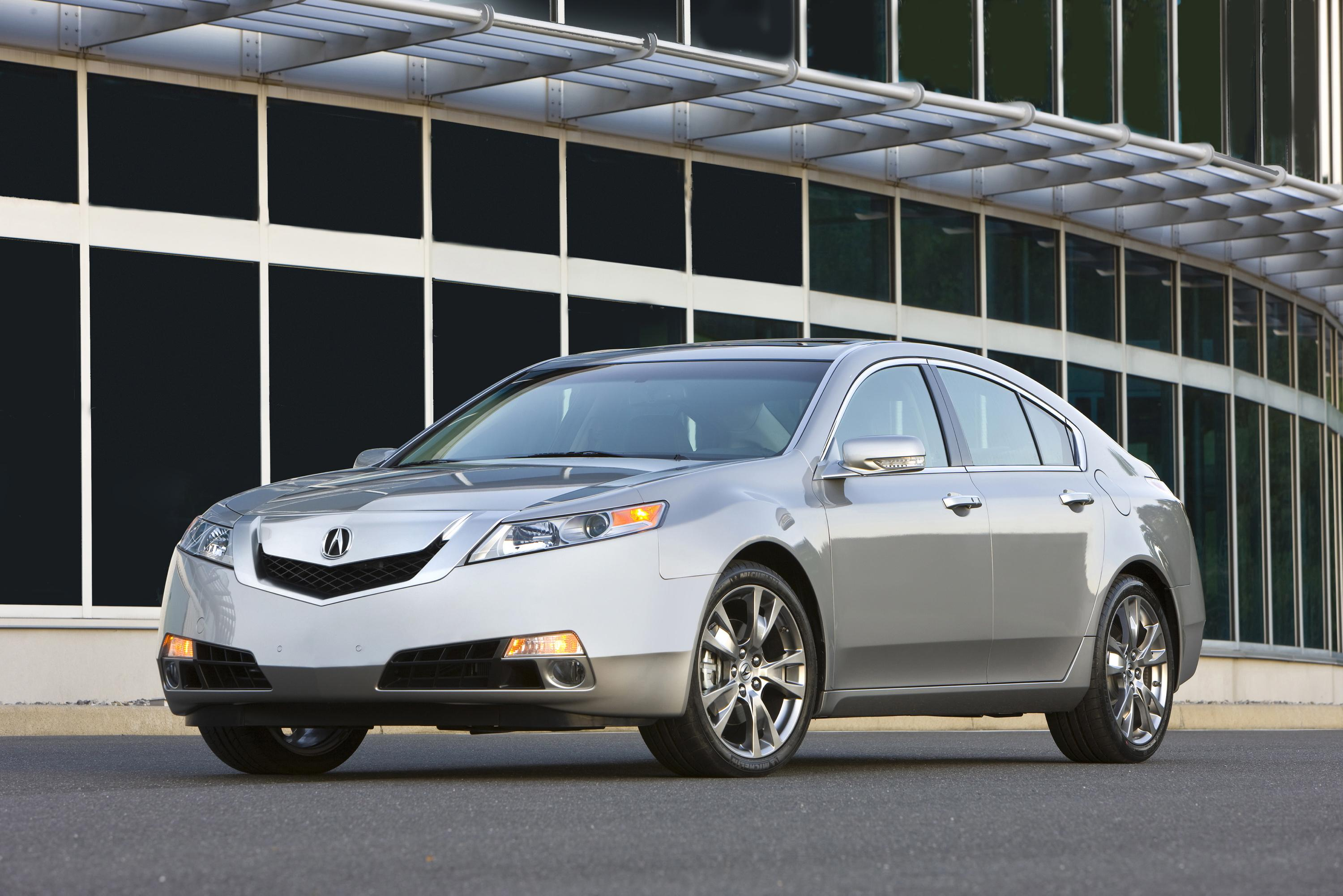 2010 Acura TL to Offer AllNew Manual Transmission