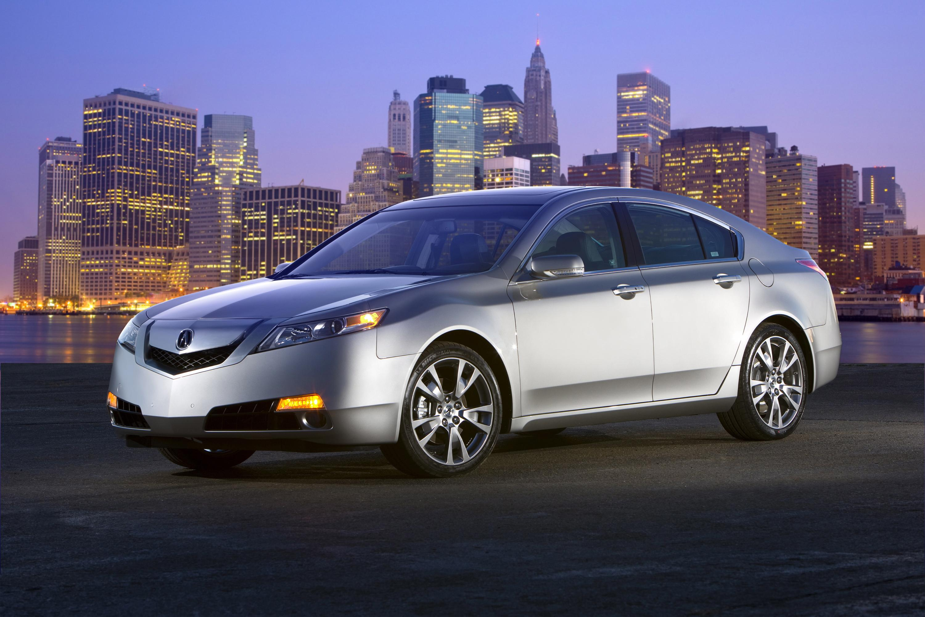 2010 acura tl to offer all new manual transmission