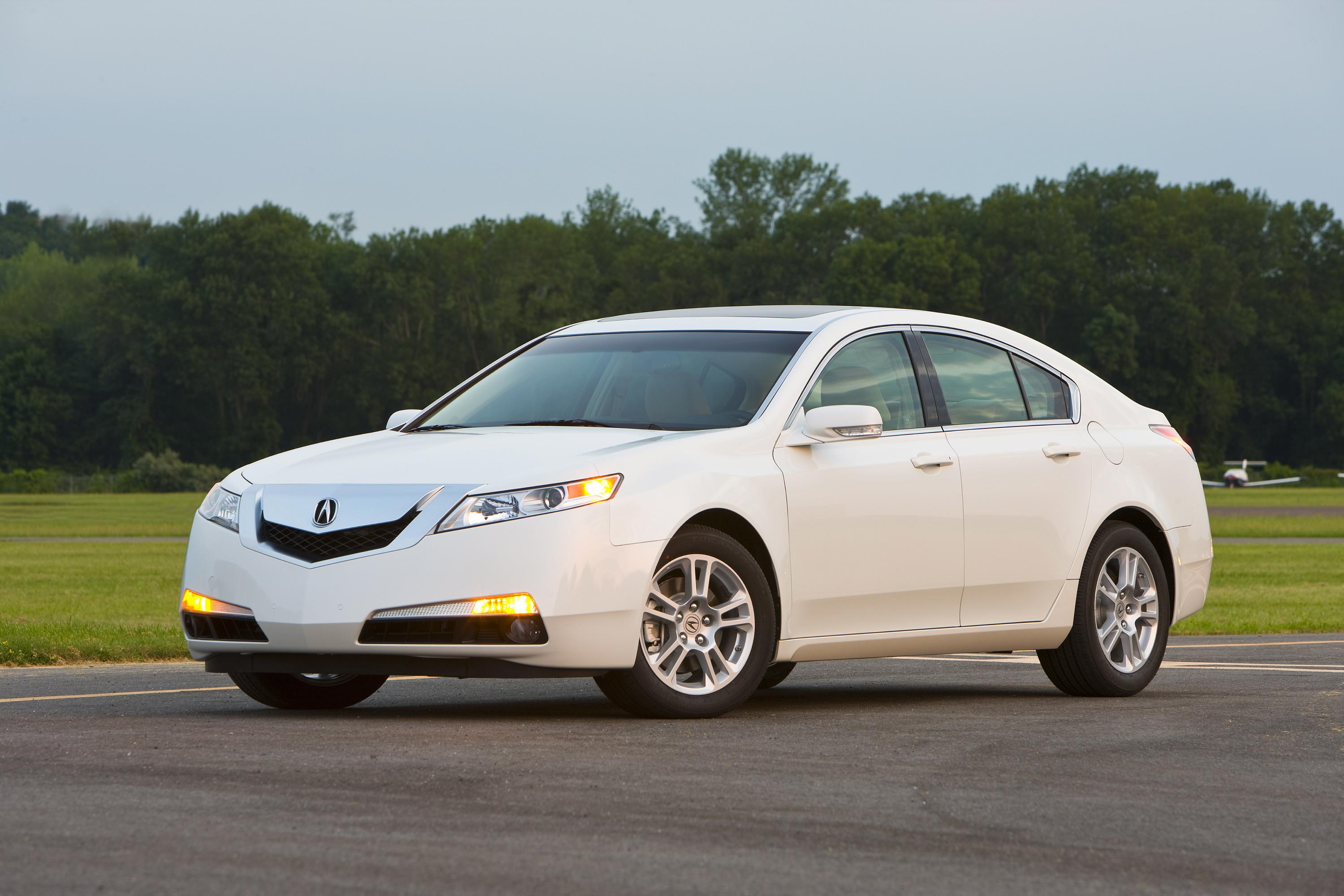 acura announces pricing for all new 2009 tl