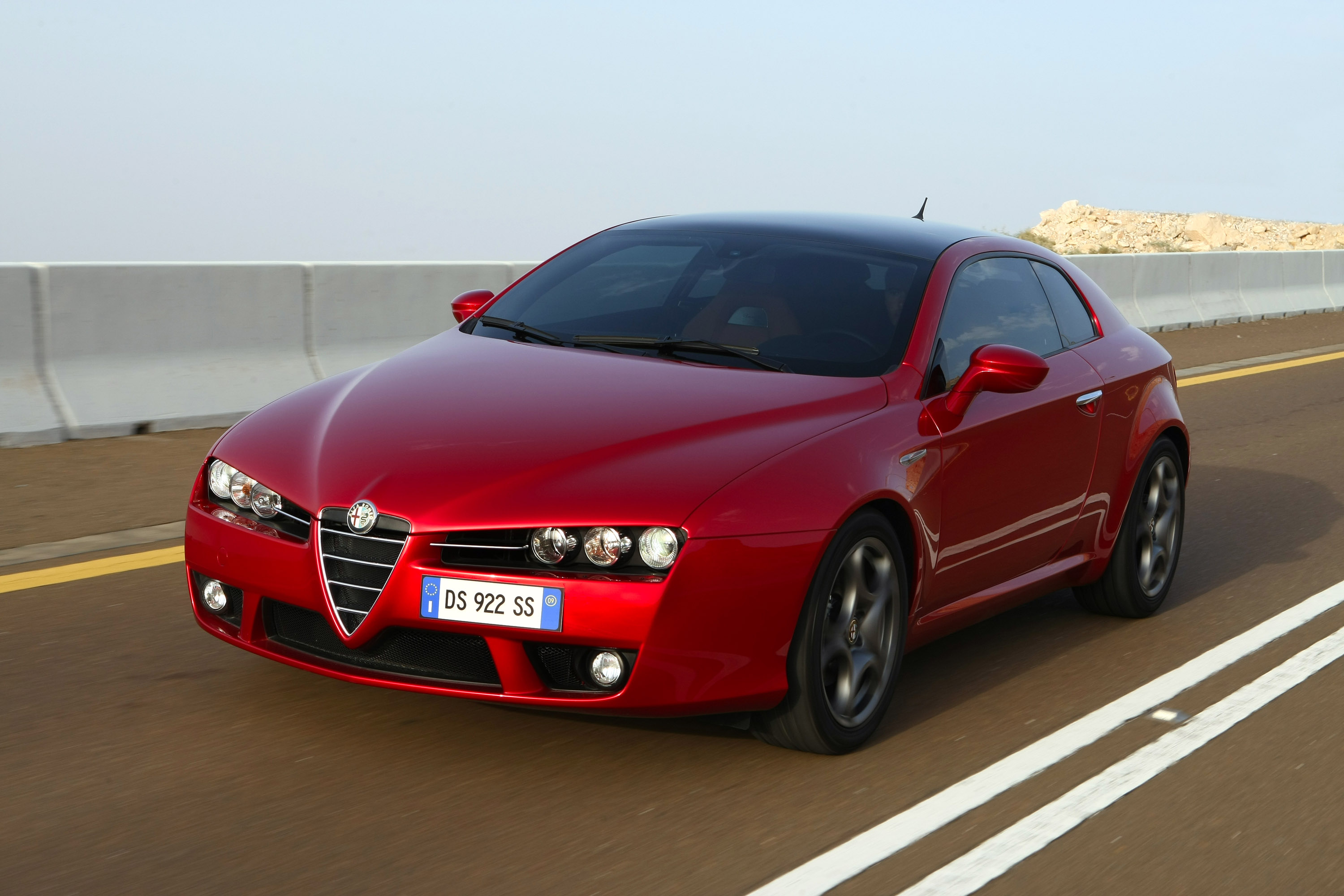 alfa romeo brera italia independent unveiled. Black Bedroom Furniture Sets. Home Design Ideas