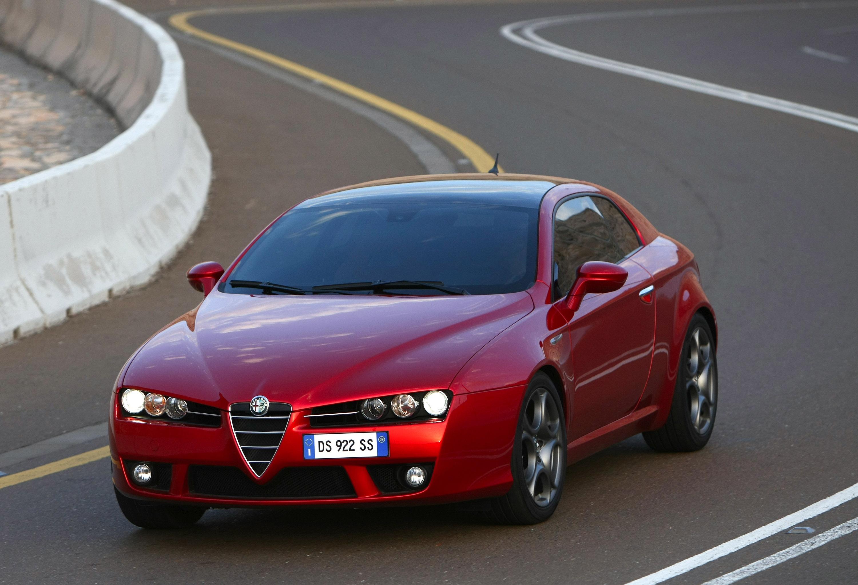 Alfa Romeo Brera Italia Independent Unveiled