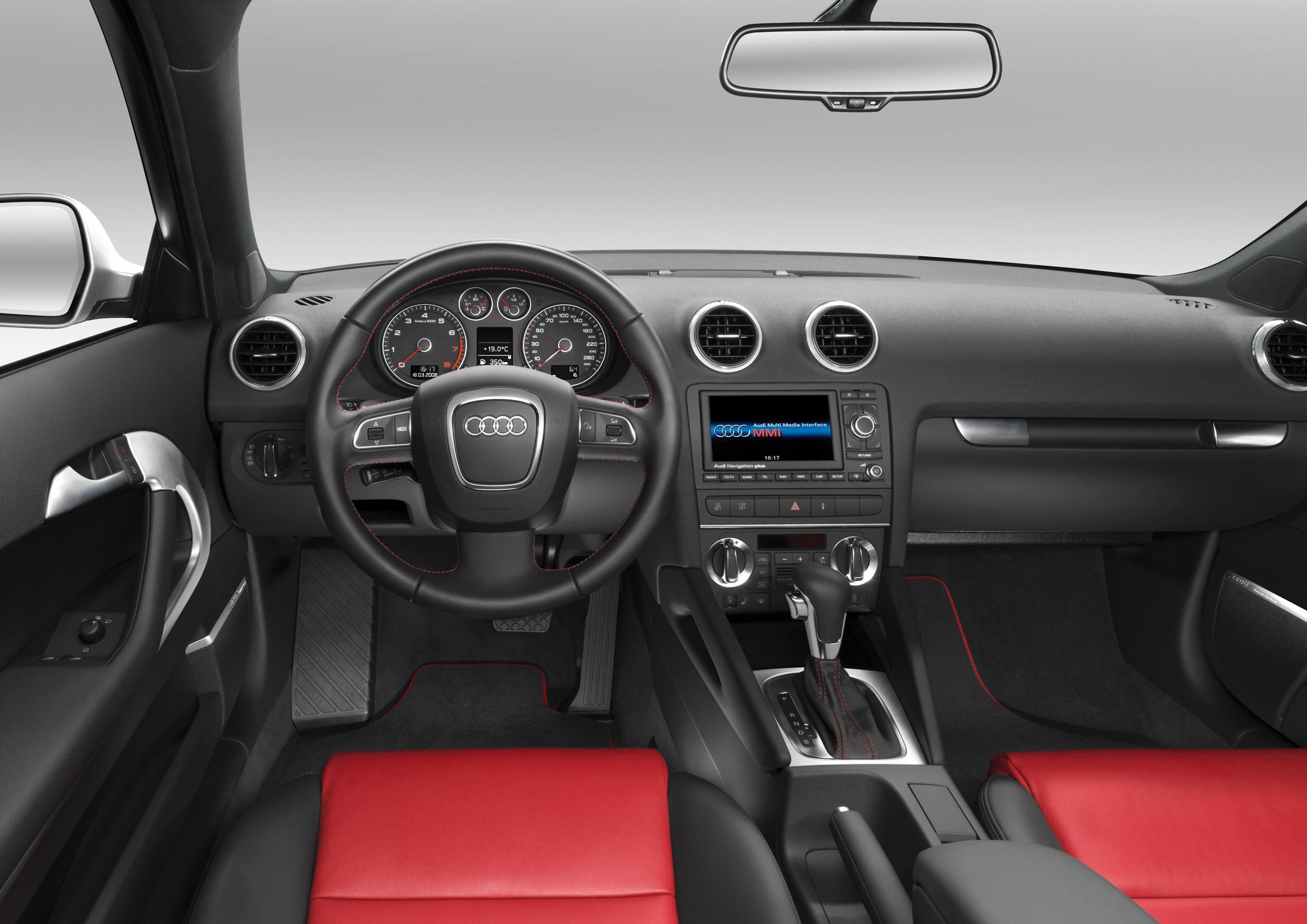 2009 Audi A3 (Euro spec) - Picture 10532