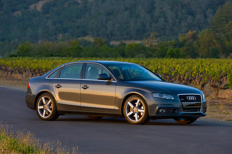 New Audi A4 Earns Highest Federal Crash Test Rating