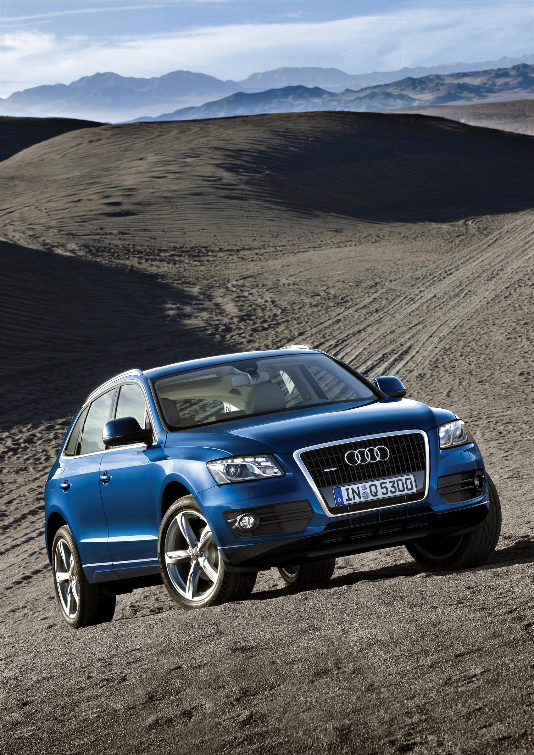 Audi Q5 The Performance Suv For Active Lifestyle 2009 Wiring Diagram