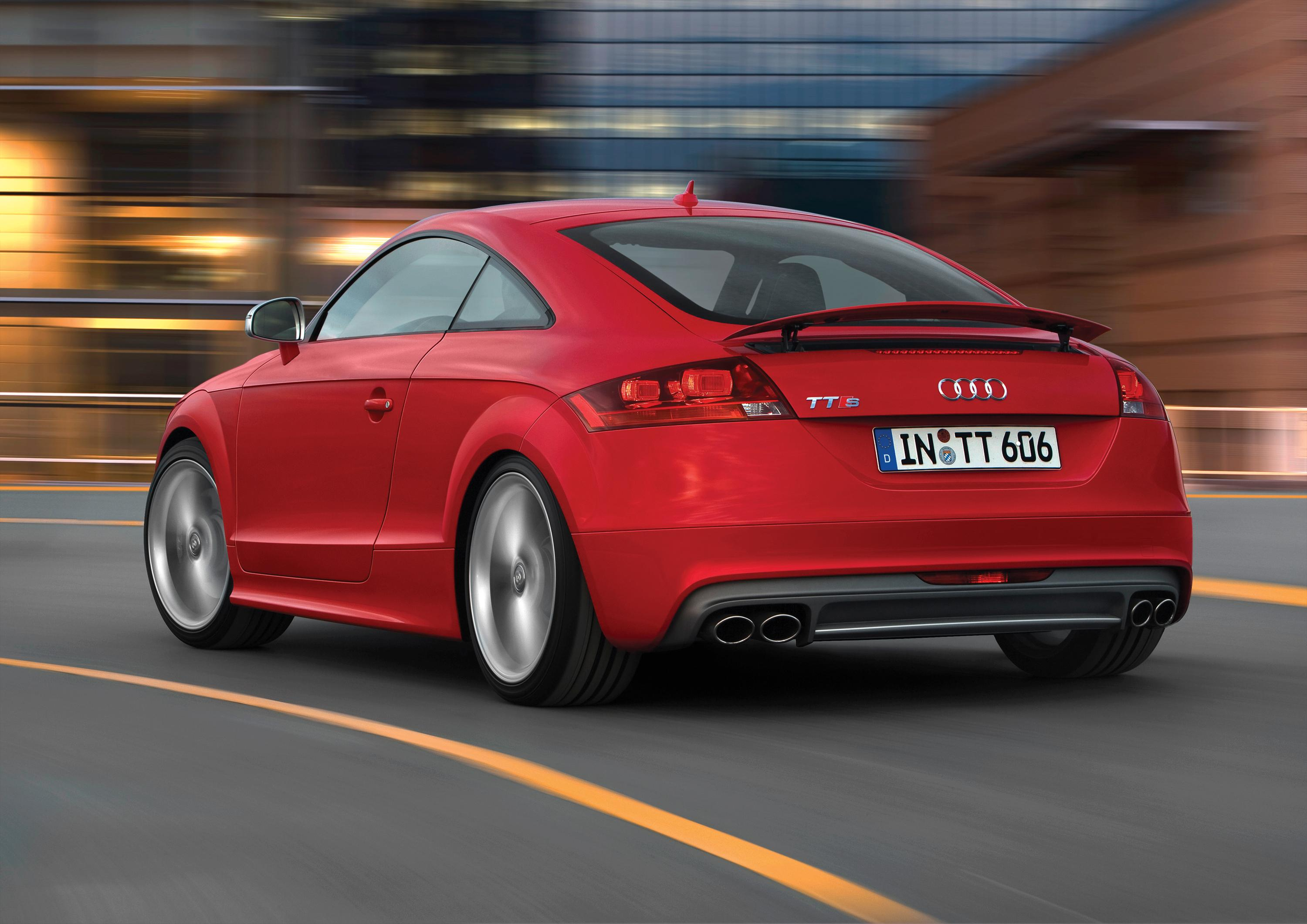 audi sets 2009 my prices for the all new tts coupe and tts. Black Bedroom Furniture Sets. Home Design Ideas