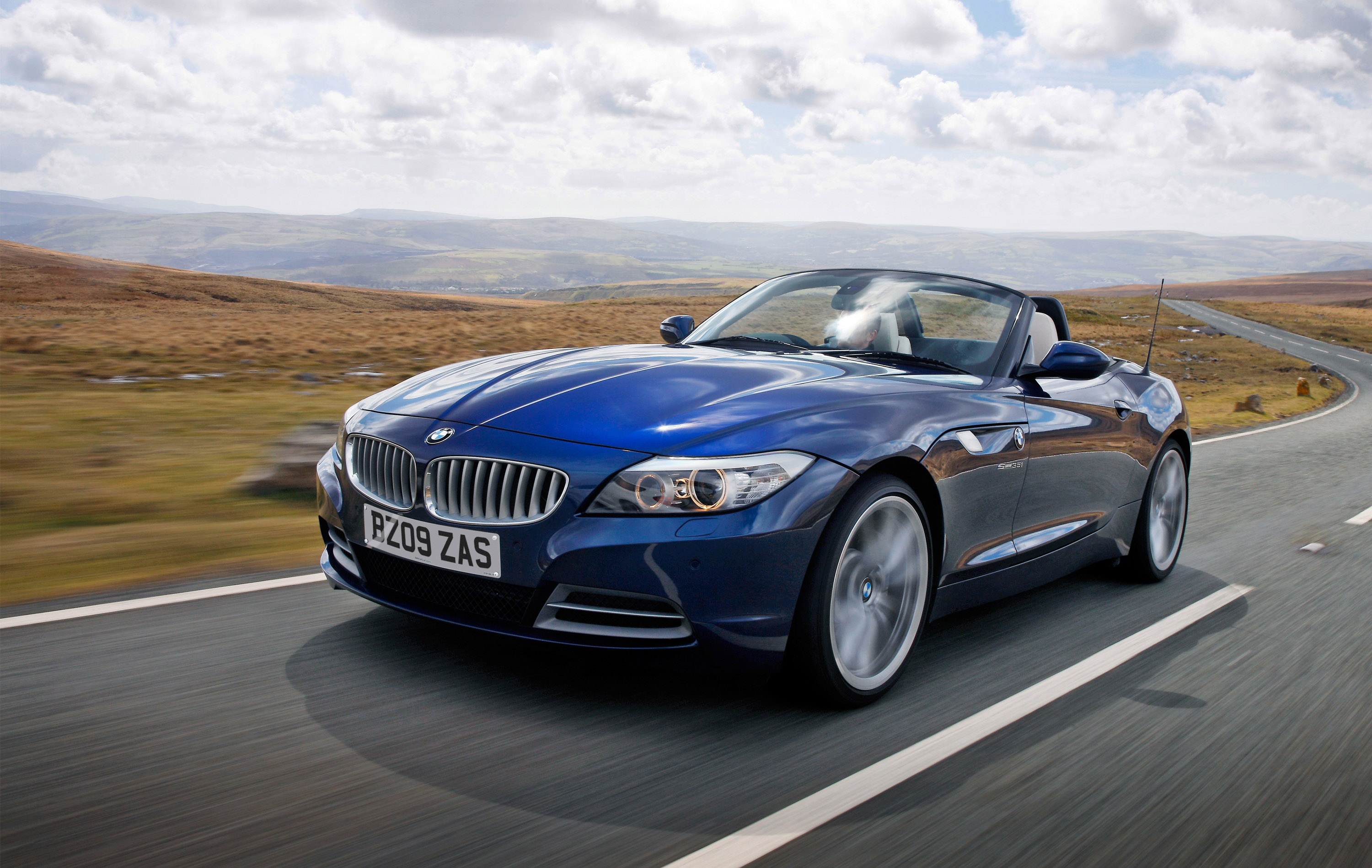 2009 Bmw Z4 Picture 38990
