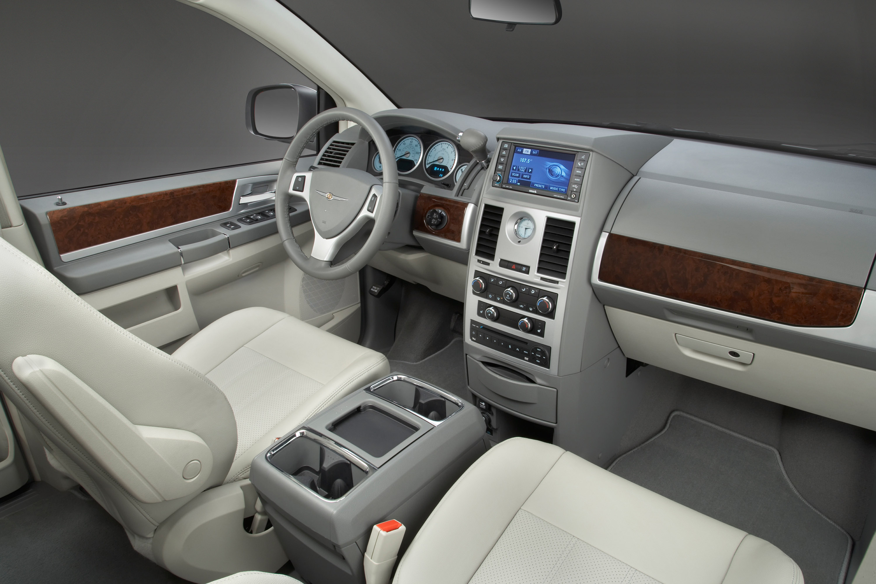 2009 chrysler town country 25th anniversary edition
