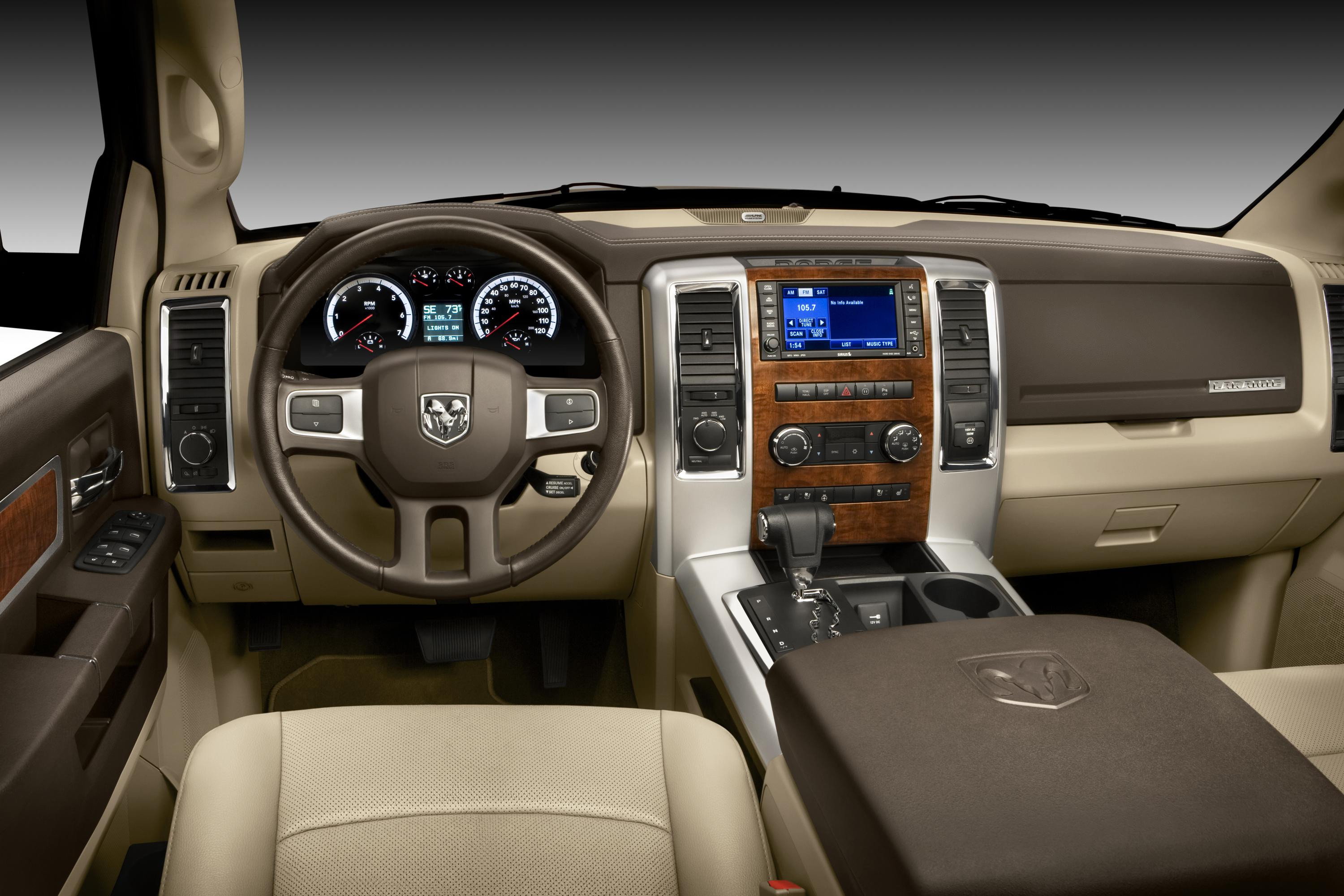 All New 2009 Dodge Ram Named Quot Full Size Pickup Truck Of Texas Quot