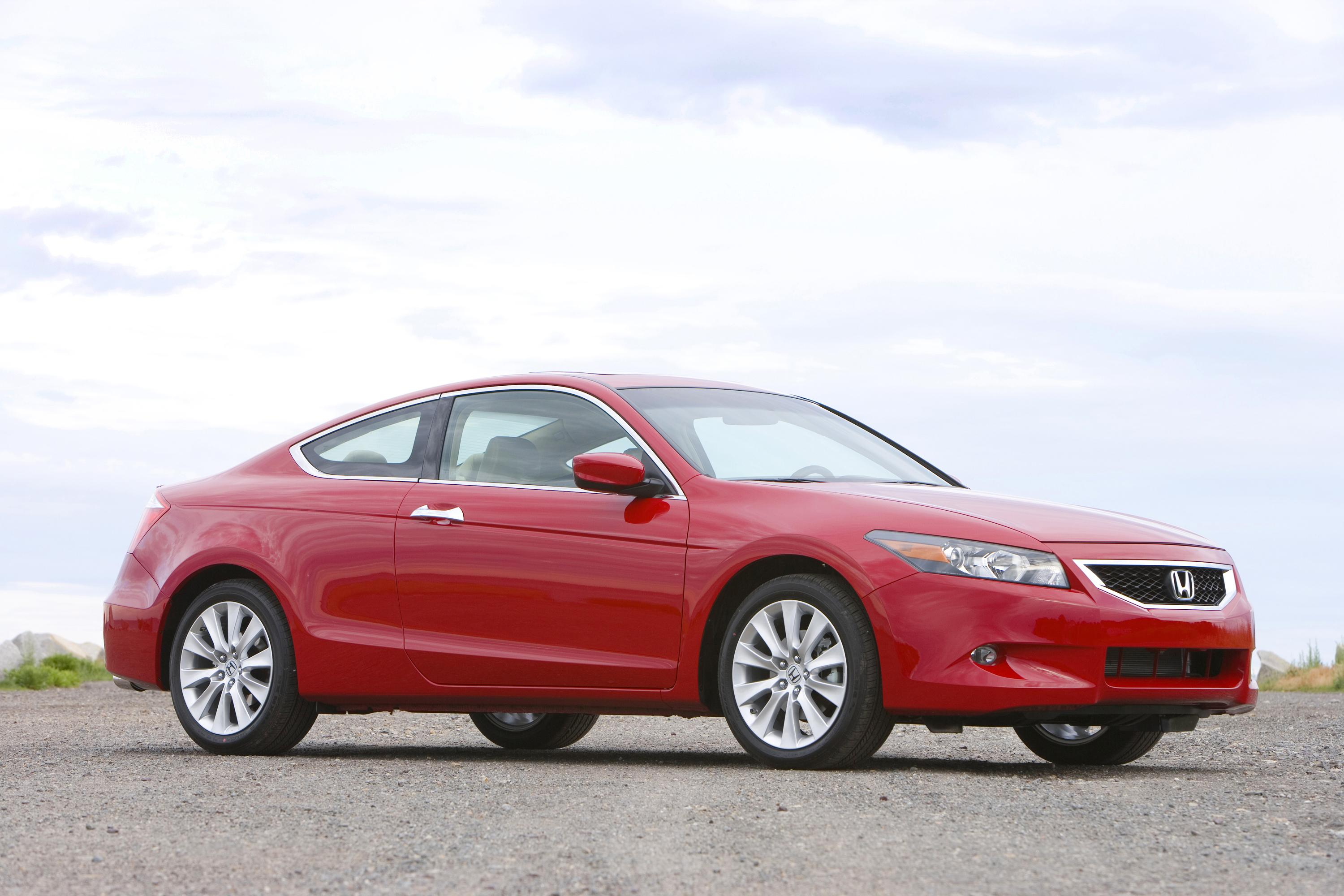 honda accord coupe 2009 models