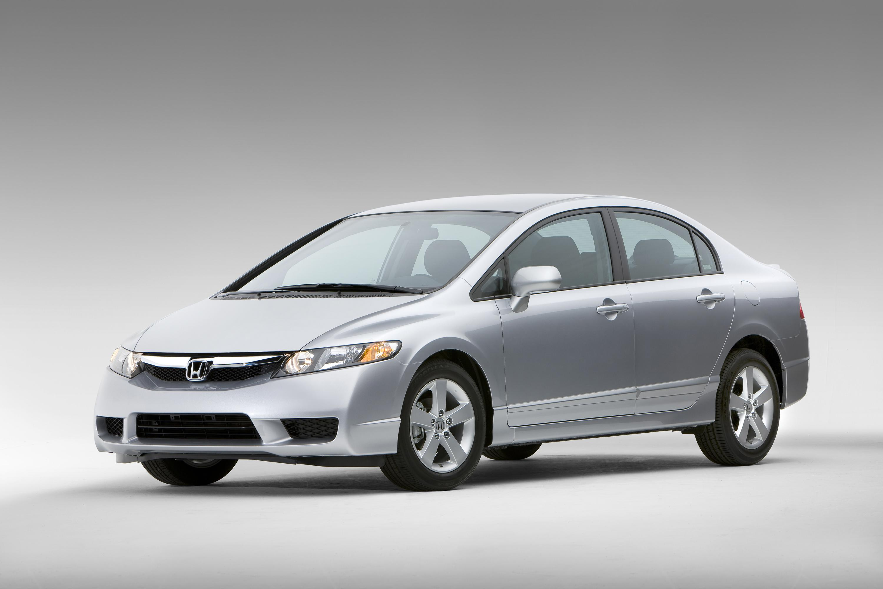 2009 Honda Civic Lx S Sedan Picture 7637