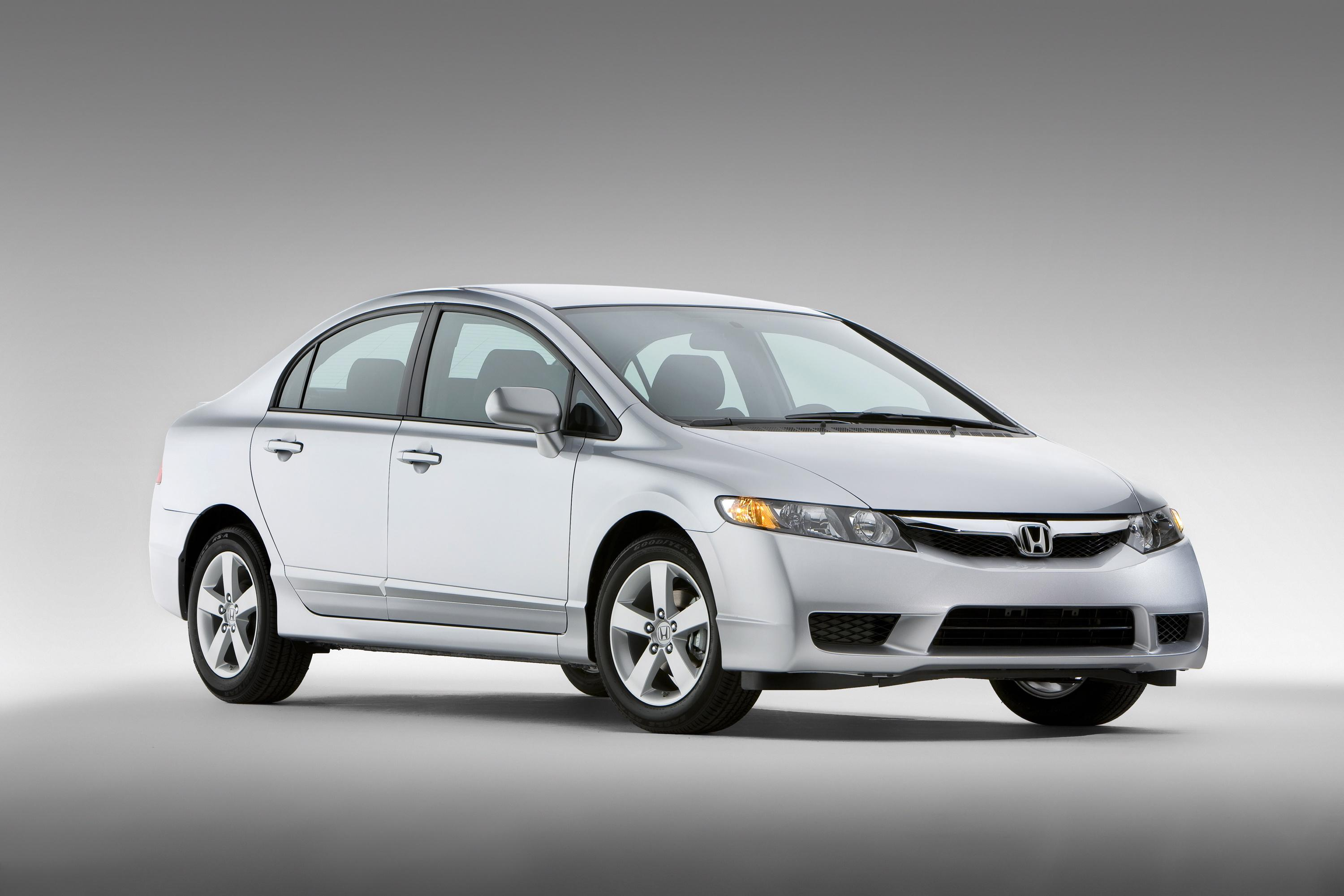 2009 Honda Civic Lx S Sedan