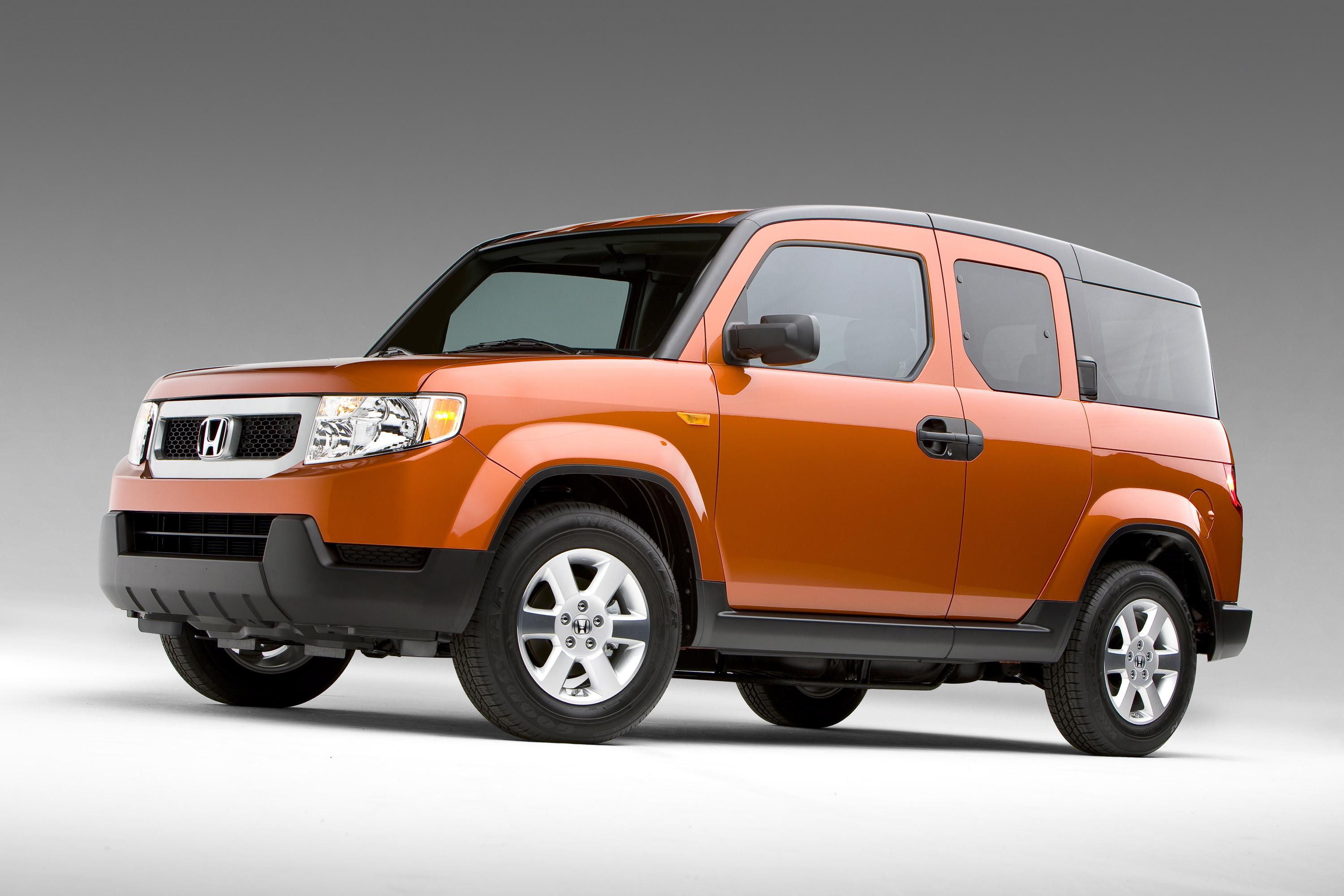 ... 2009 Honda Element EX, ...