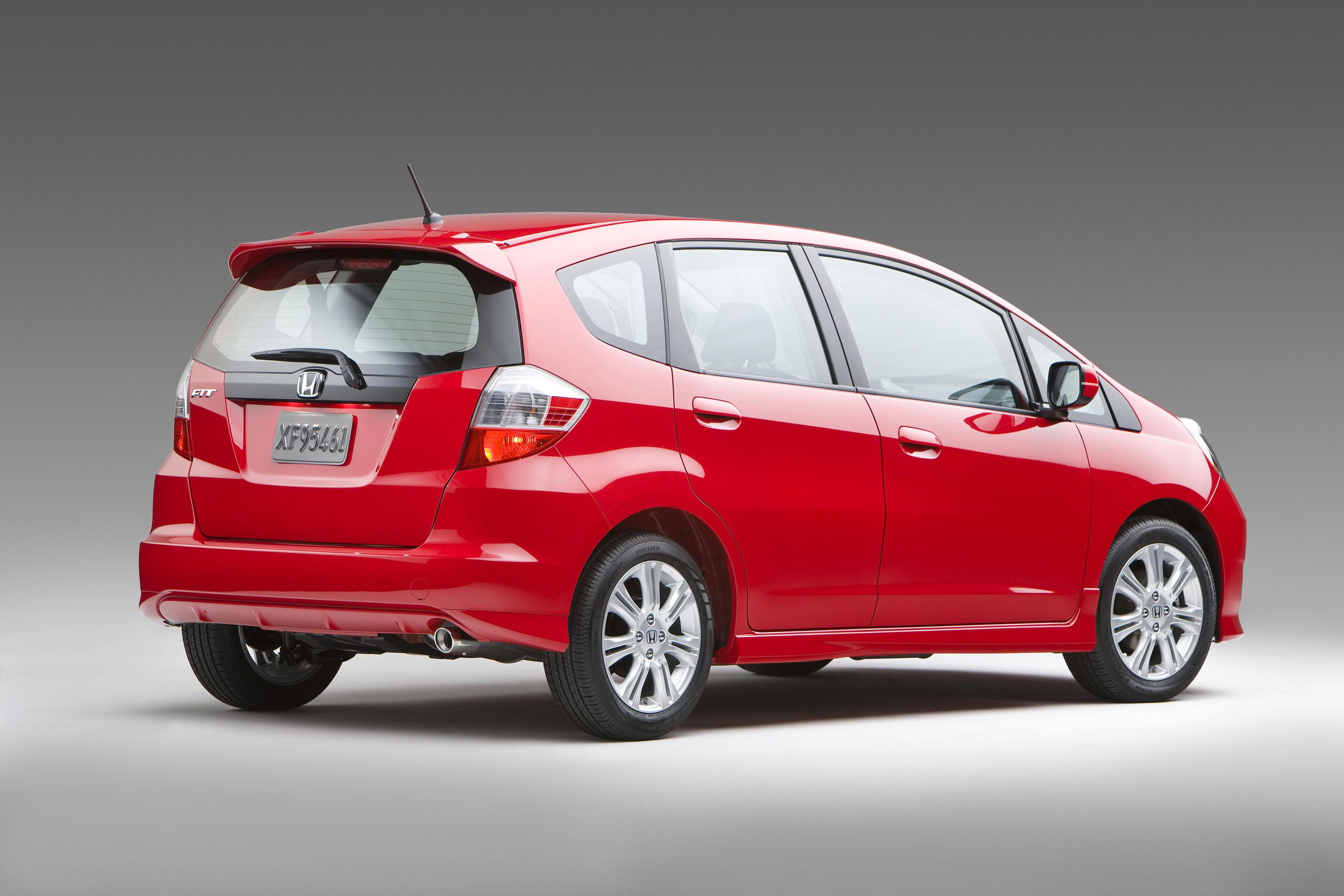 All New 2009 Honda Fit Big On Style And Refinement Small