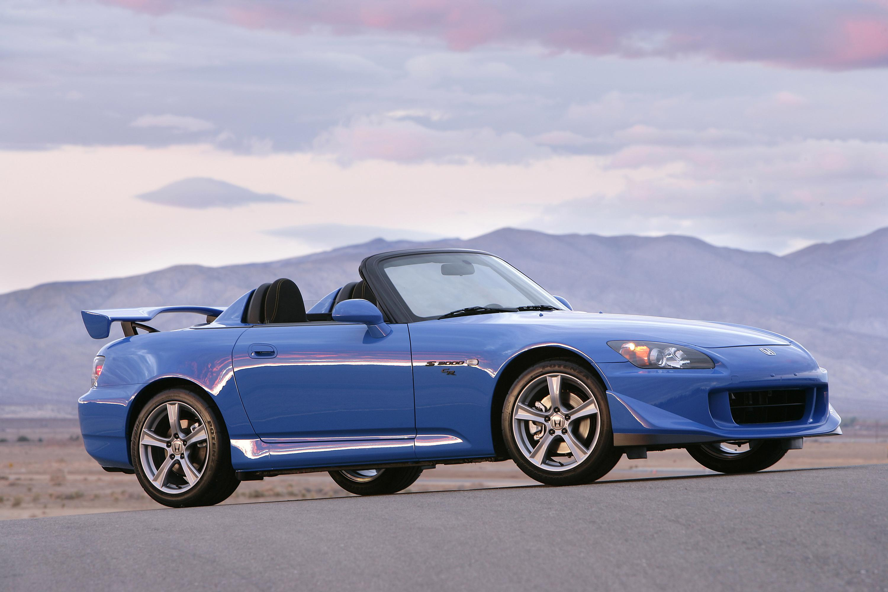 High Quality Honda S2000 CR