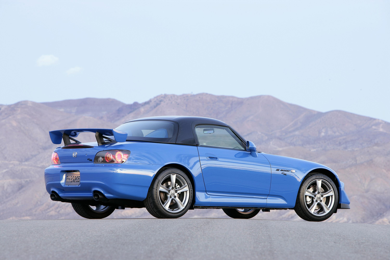 Nice Honda S2000 CR