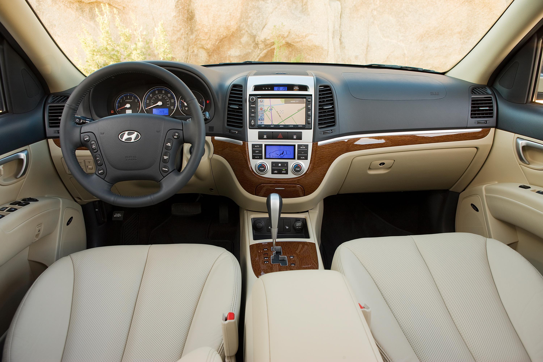 2009 Hyundai Santa Fe Picture 11052