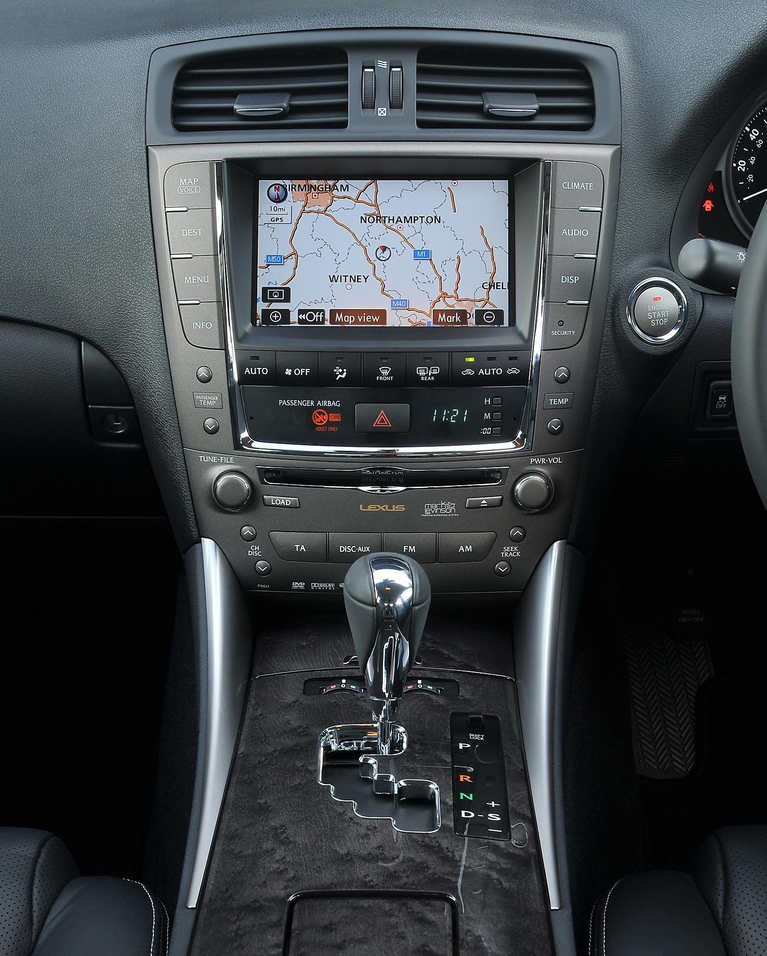 2009 Lexus Is 250 220d Picture 10600